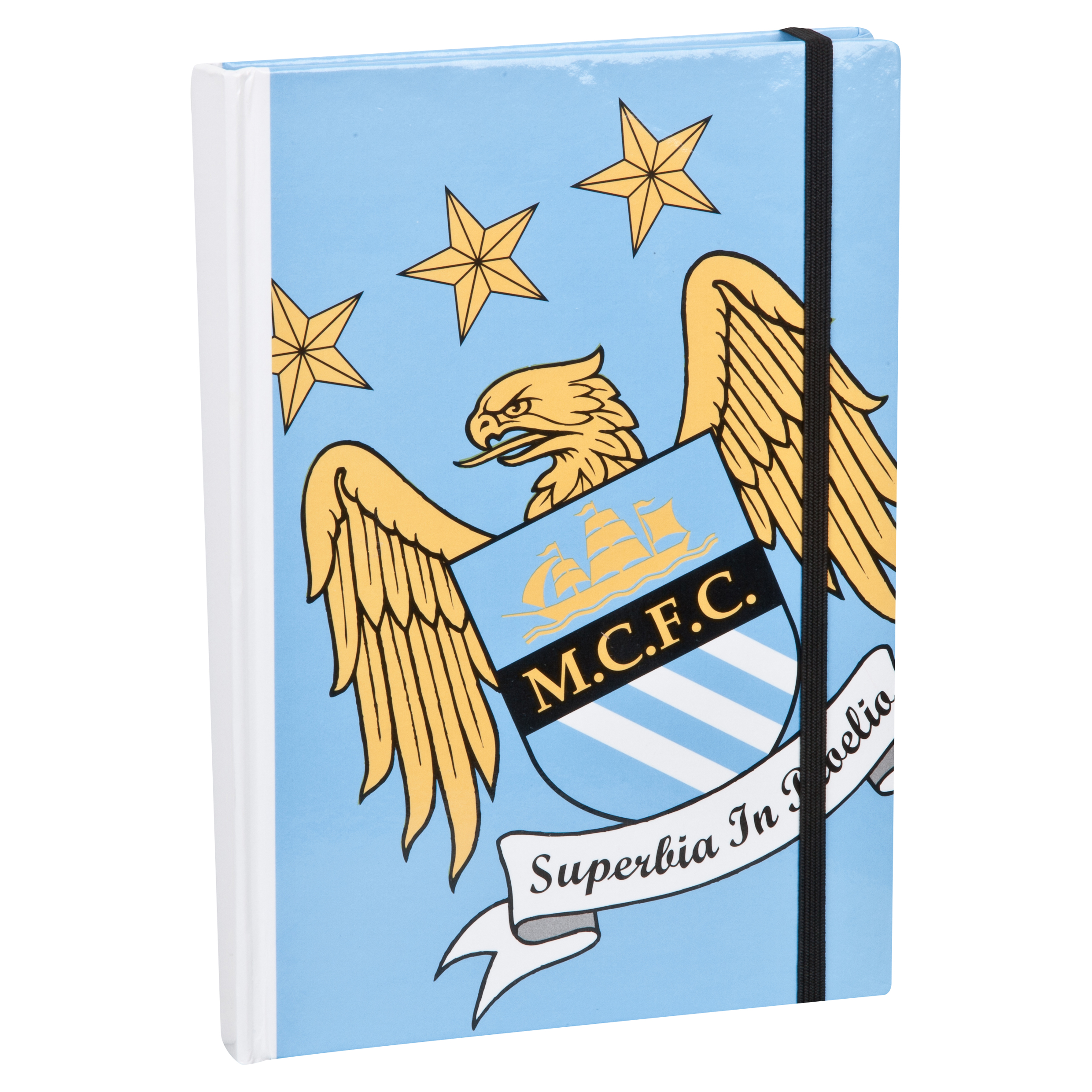 Manchester City A5 Notepad