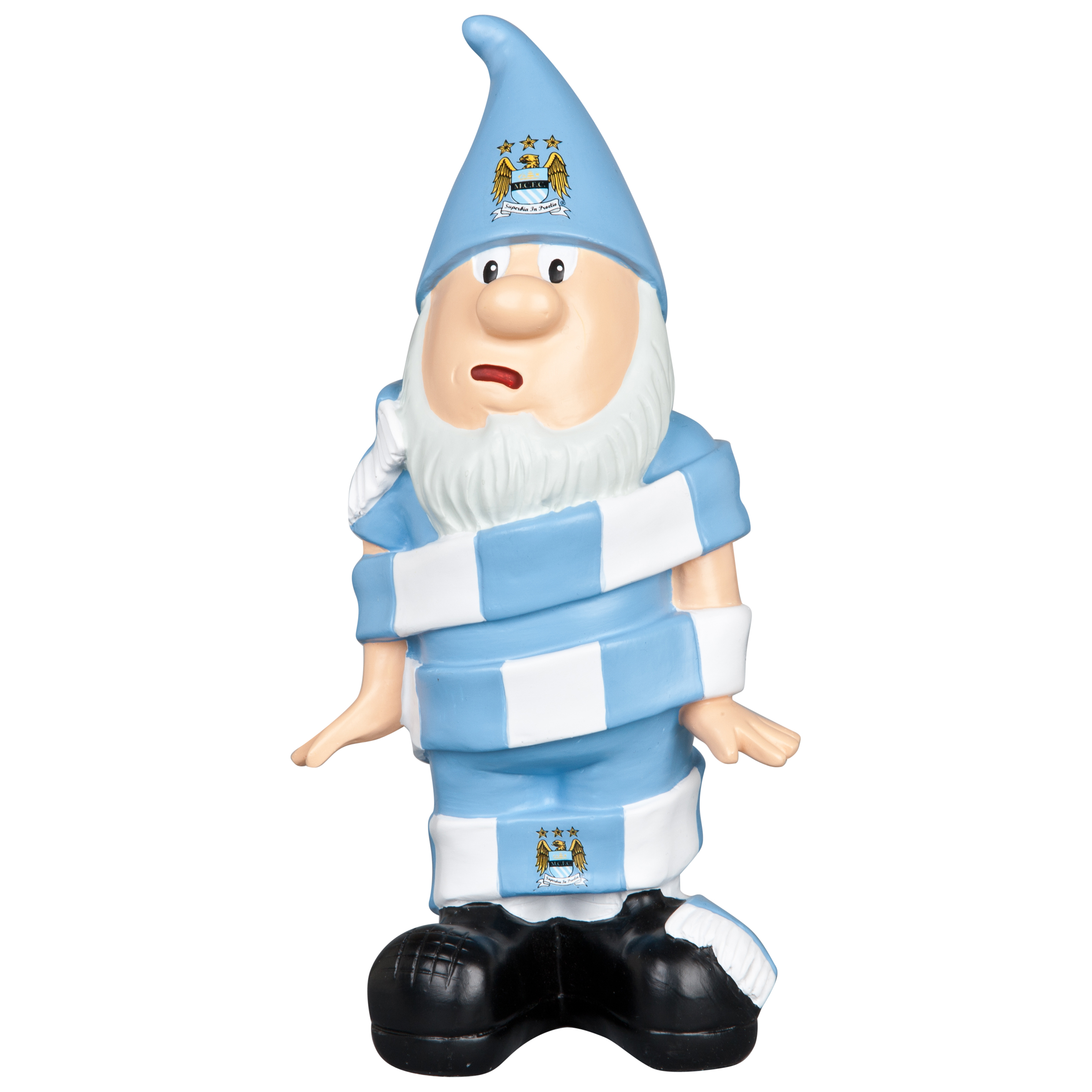 Manchester City 215mm AW13 Scarf Wrap Gnome