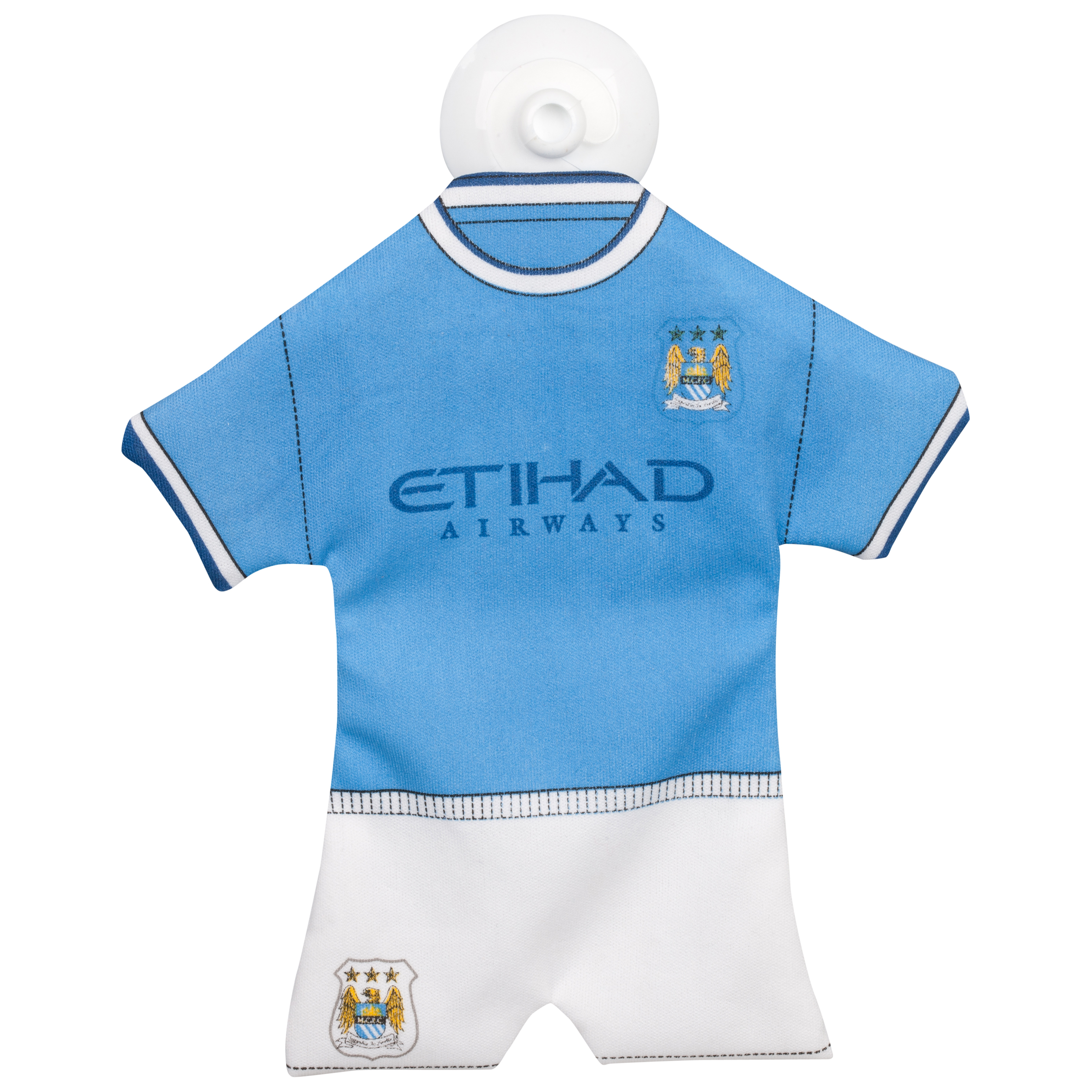 Manchester City Home Car Kit Hanger 13/14