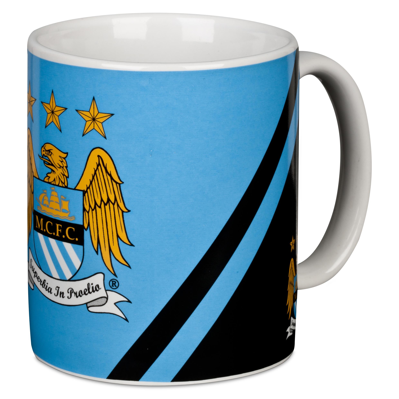 Manchester City AW13 11oz Angle Mug