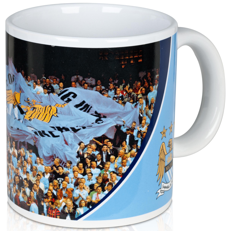 Manchester City Fans Jumbo Mug