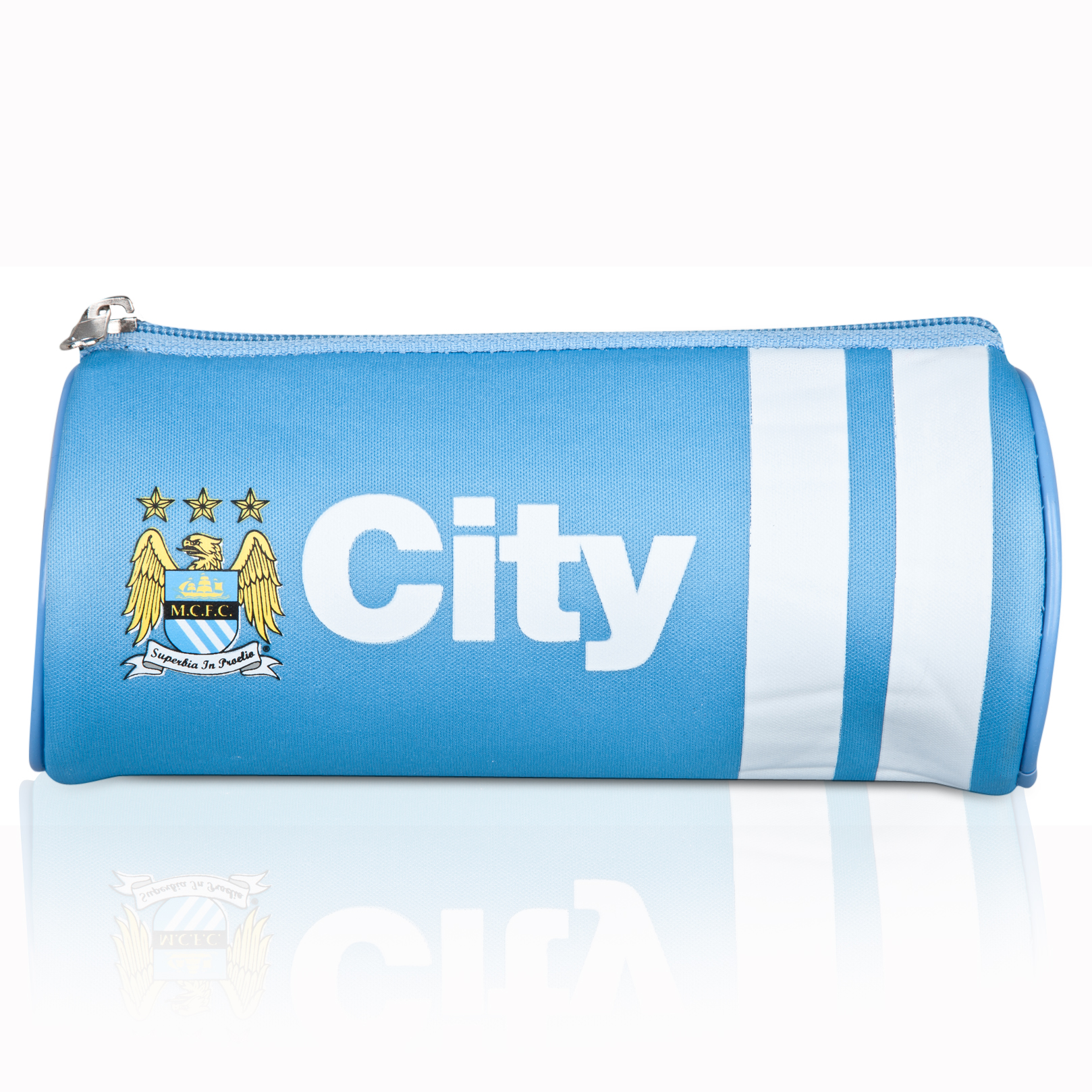 Manchester City Turbo Barrel Pencil Case