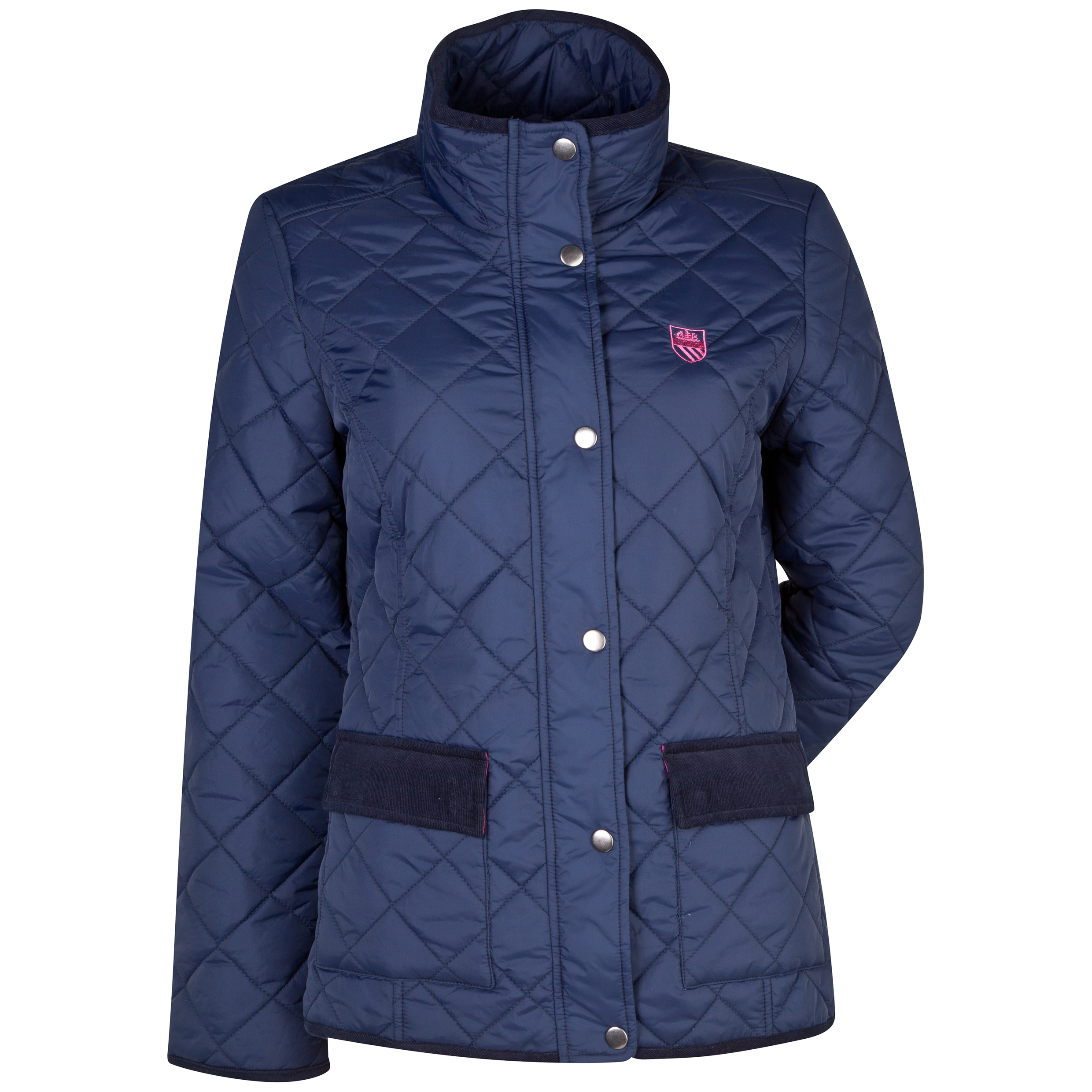 Manchester City Ava Jacket - Womens Navy