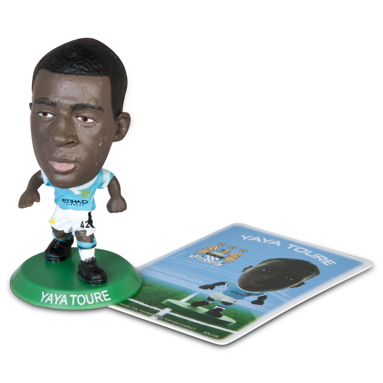 Manchester City SoccerStarz Yaya Toure