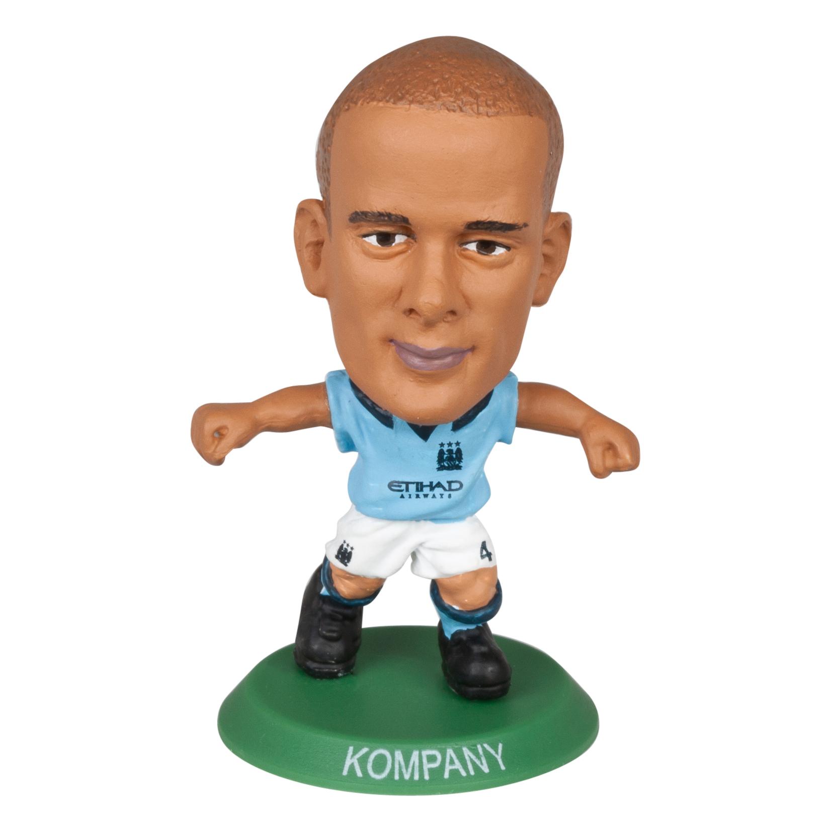 Manchester City SoccerStarz Vincent Kompany