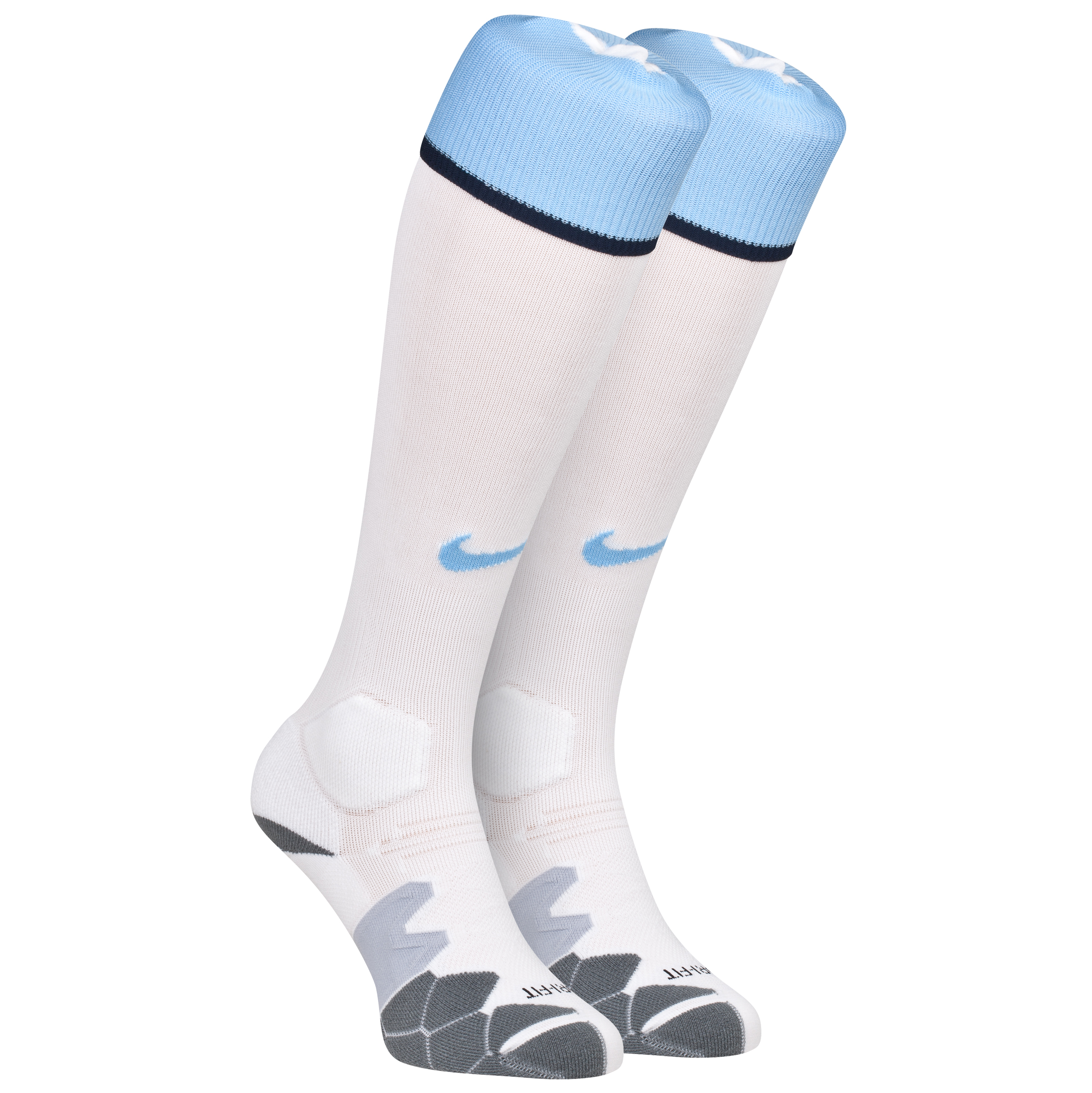 Manchester City Home Sock 2013/14