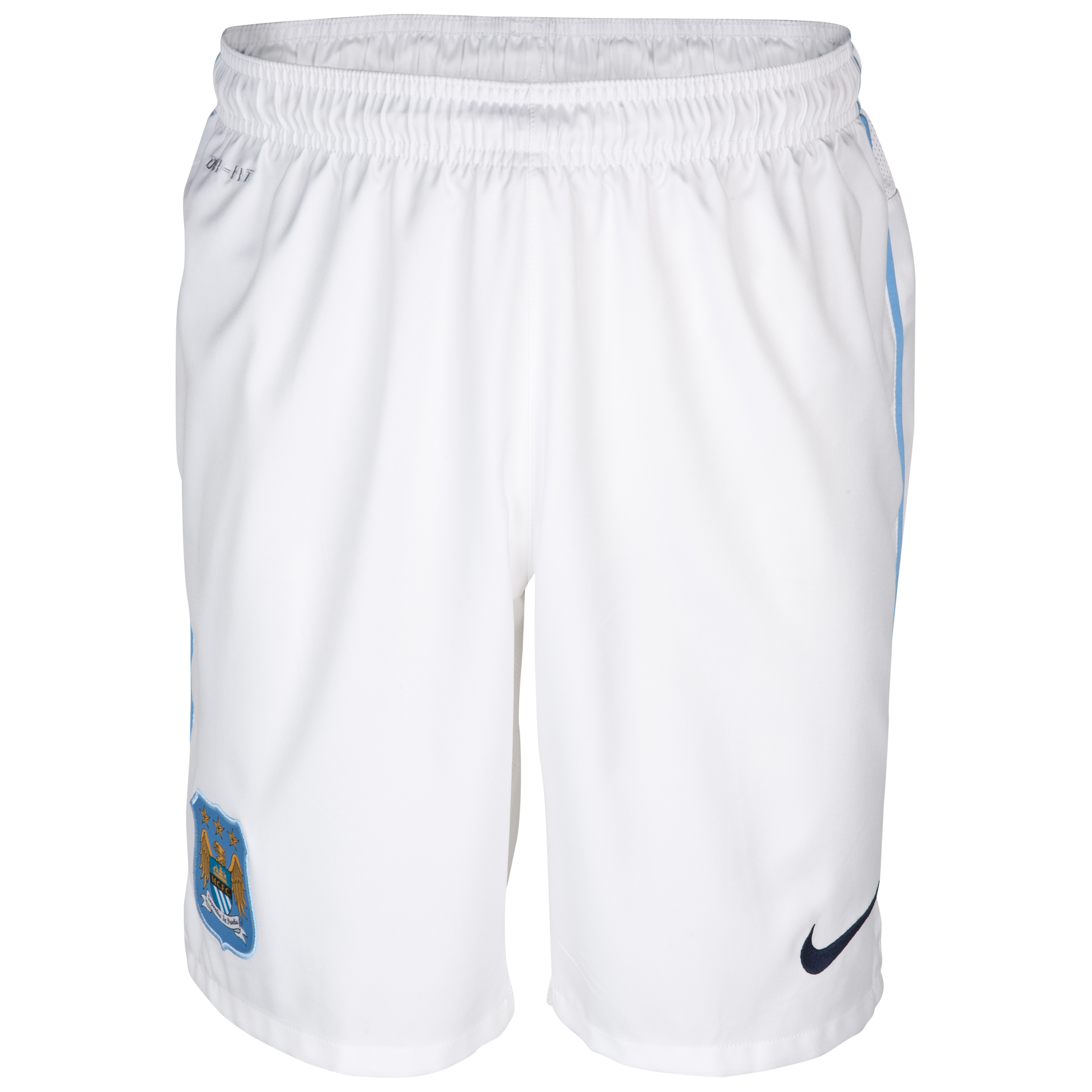 Manchester City Home Shorts 2013/14 - Junior