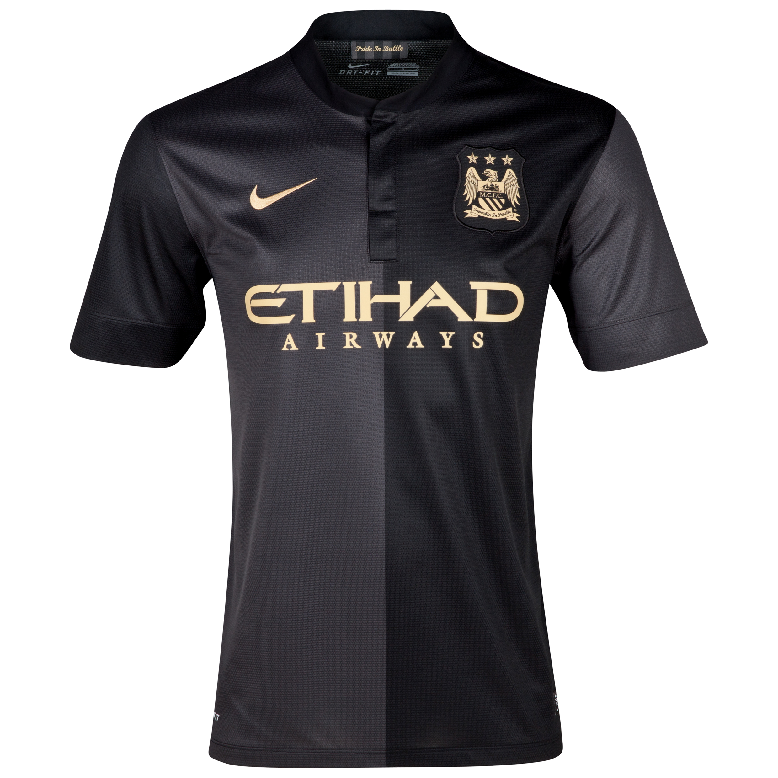 Manchester City Away Shirt 2013/14 - Junior