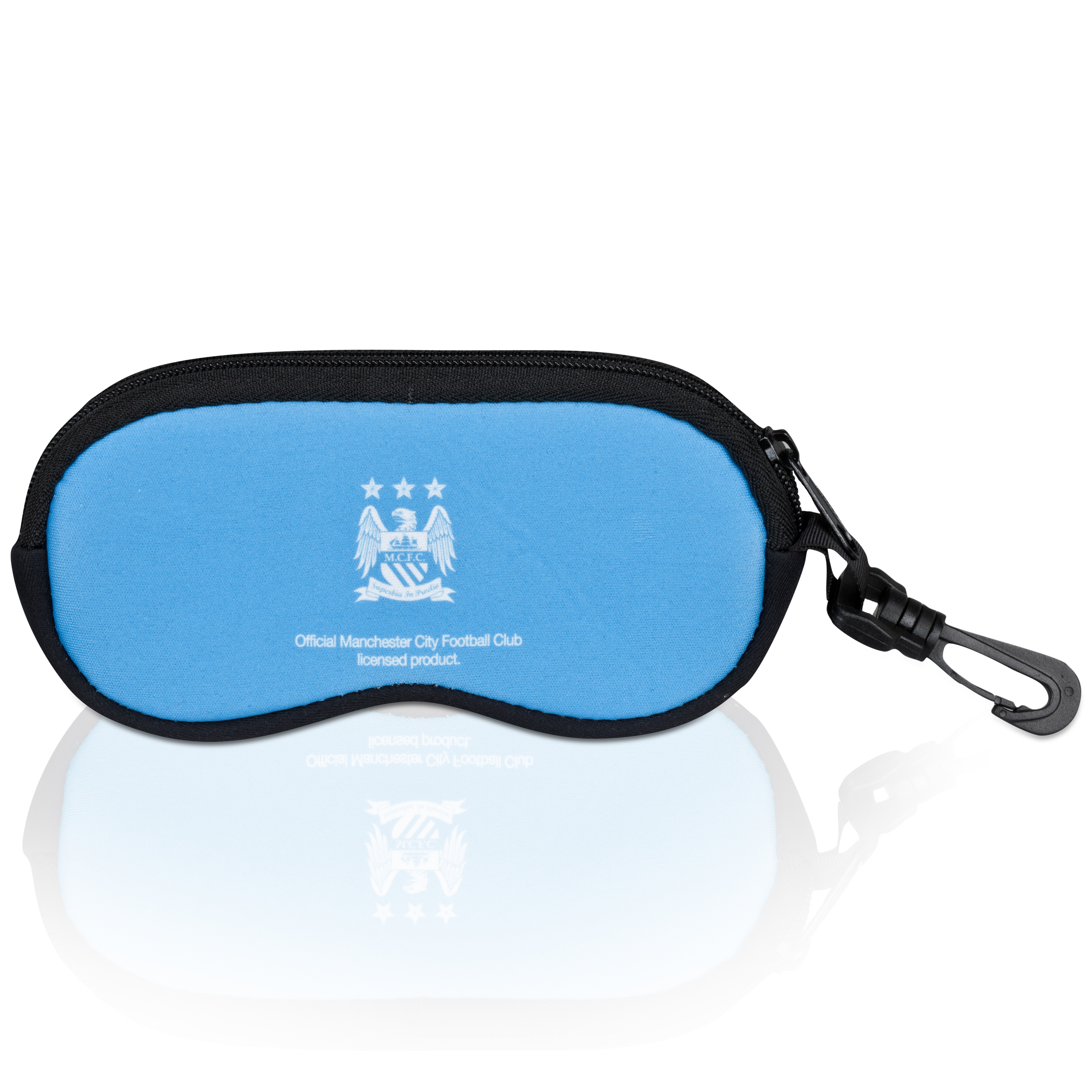 Manchester City Neoprene Glasses Case