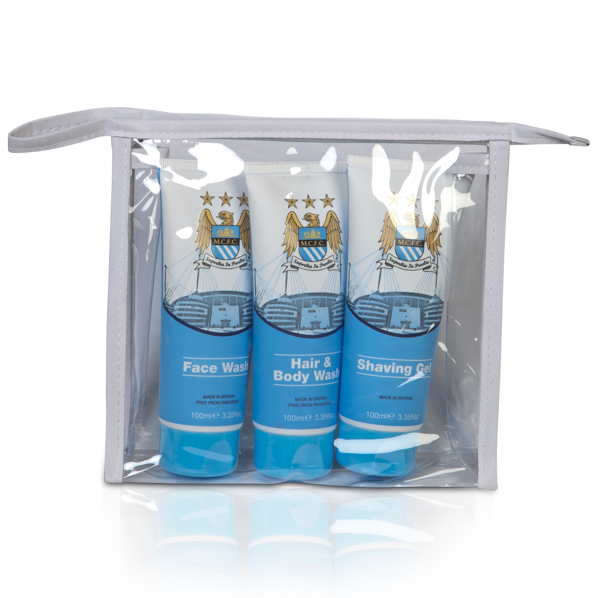 Manchester City Travel Gift Set