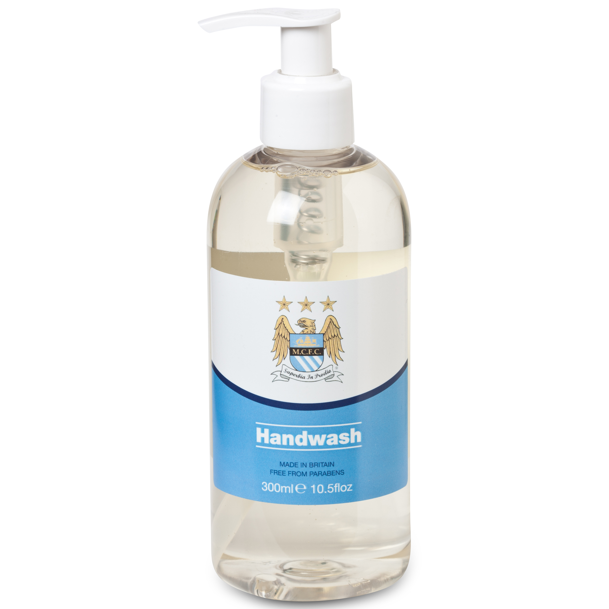 Manchester City 300ml Hand Wash