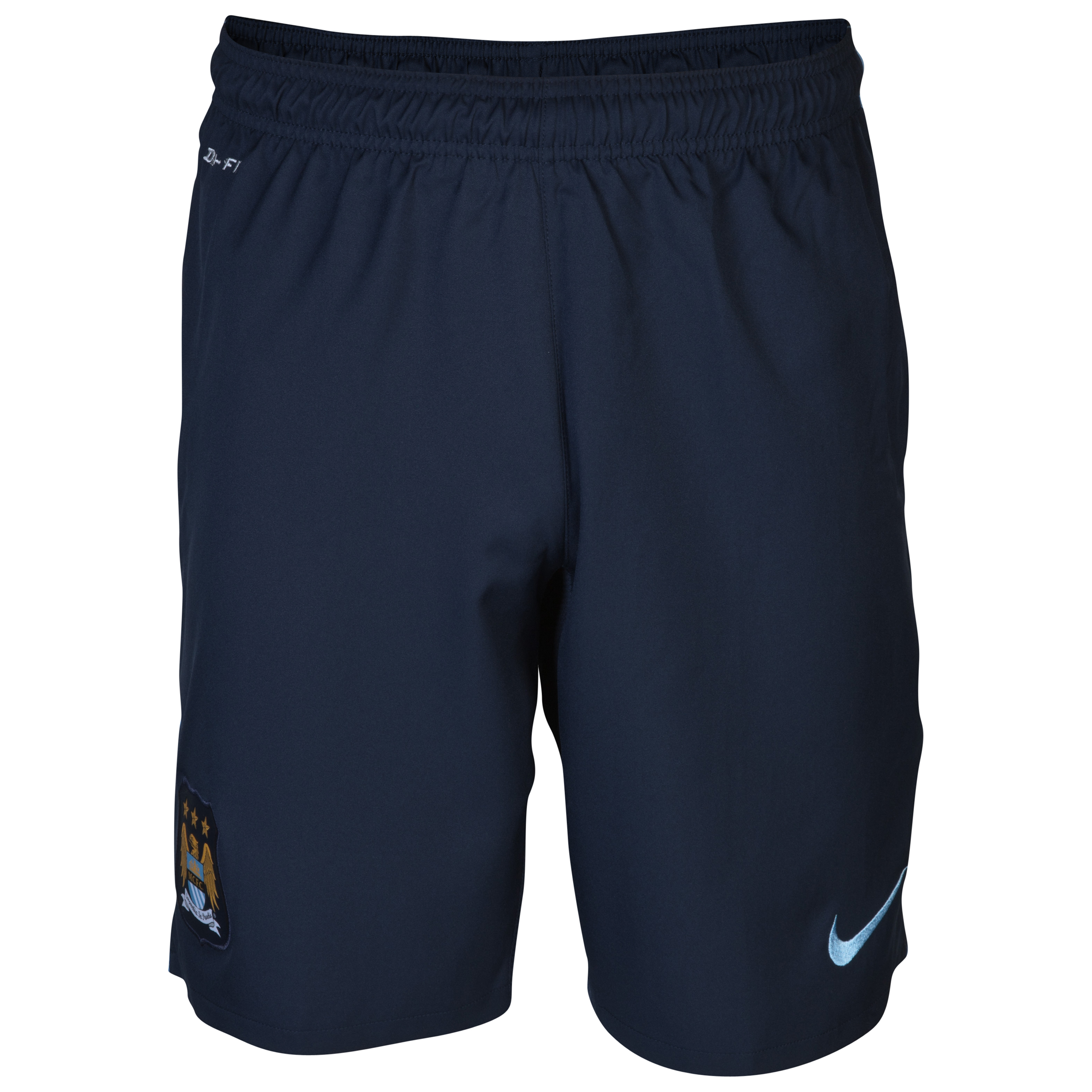 Manchester City Cup Away Short 2013/14 Dk Blue