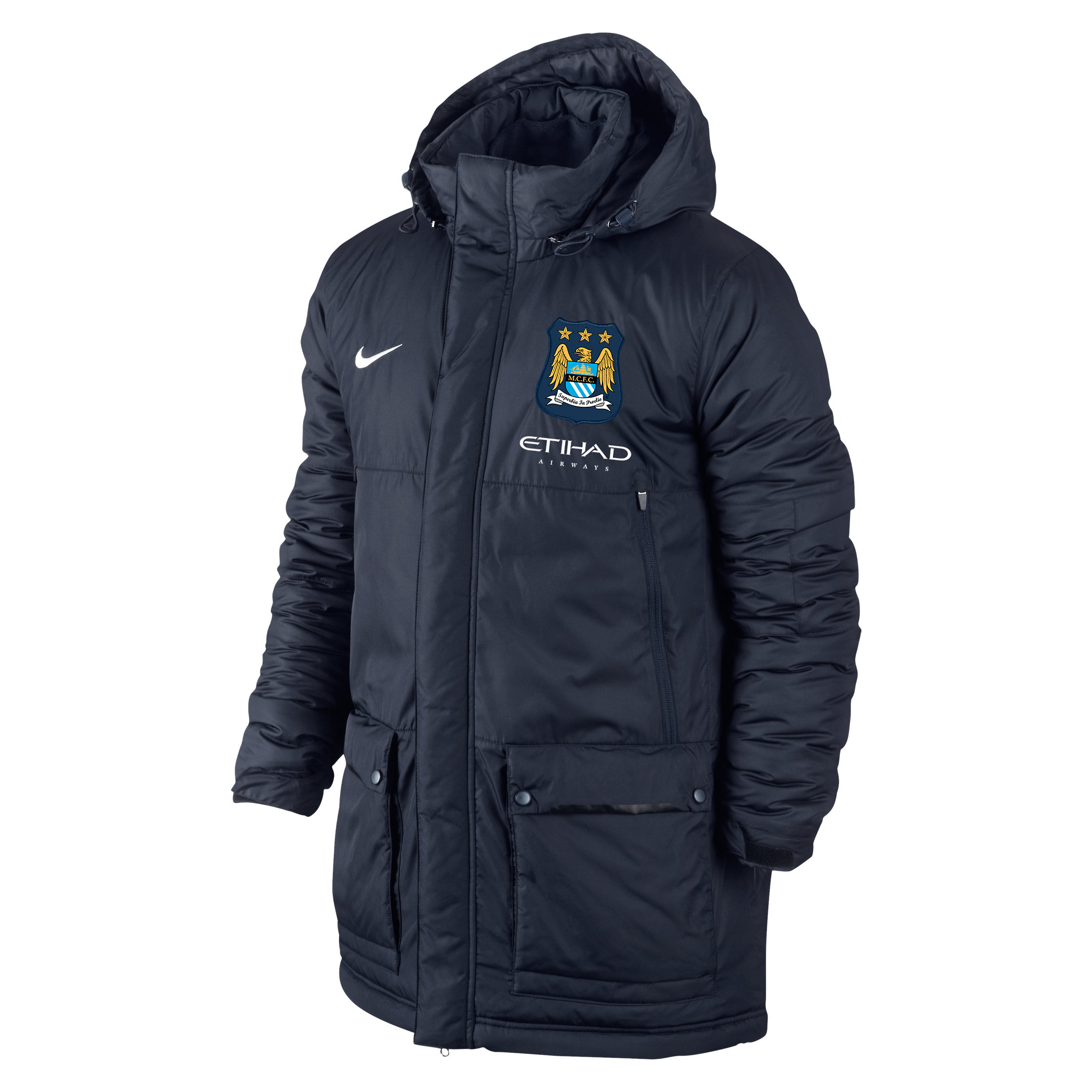 Manchester City Medium Fill Jacket - Mens