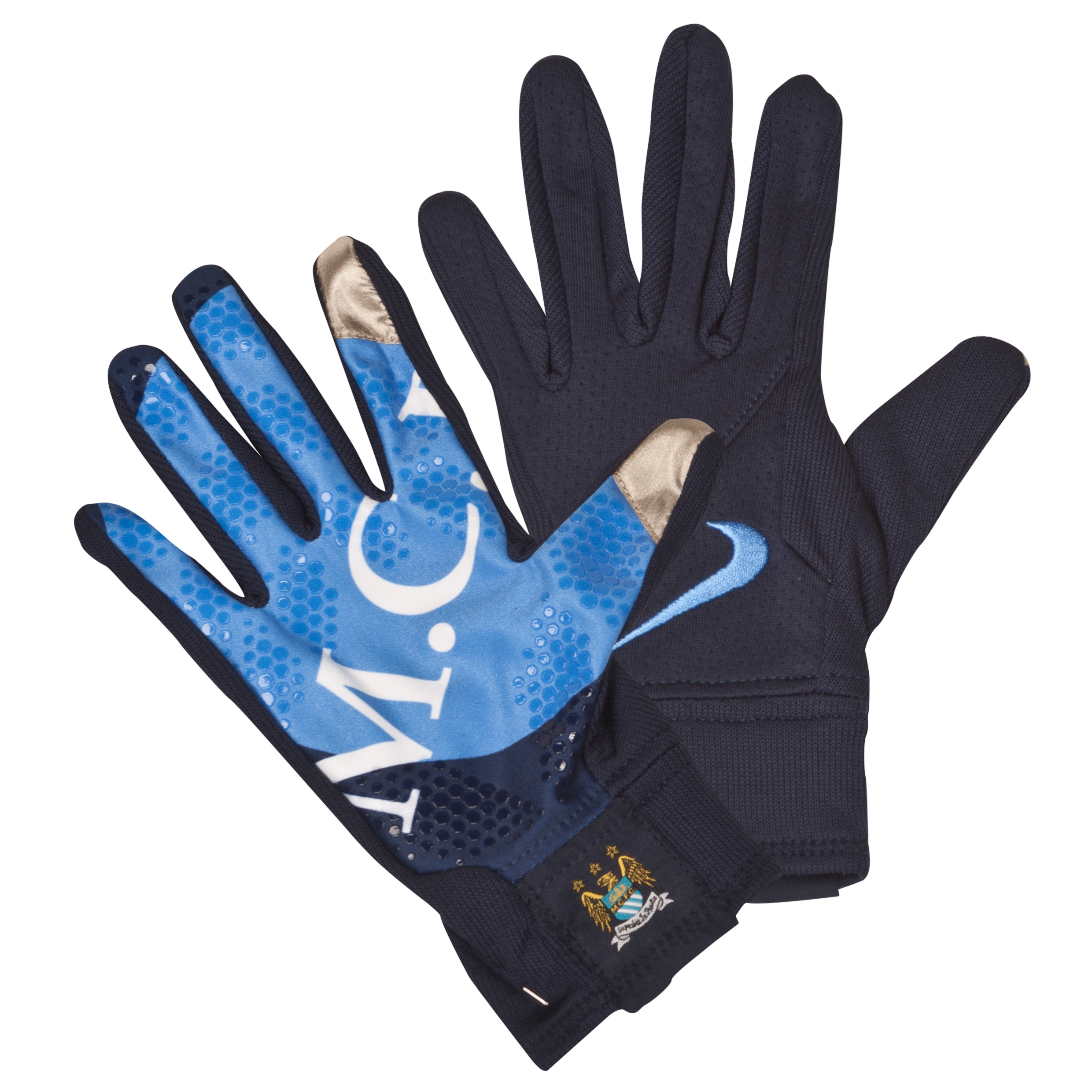Manchester City Fan Glove - Mens
