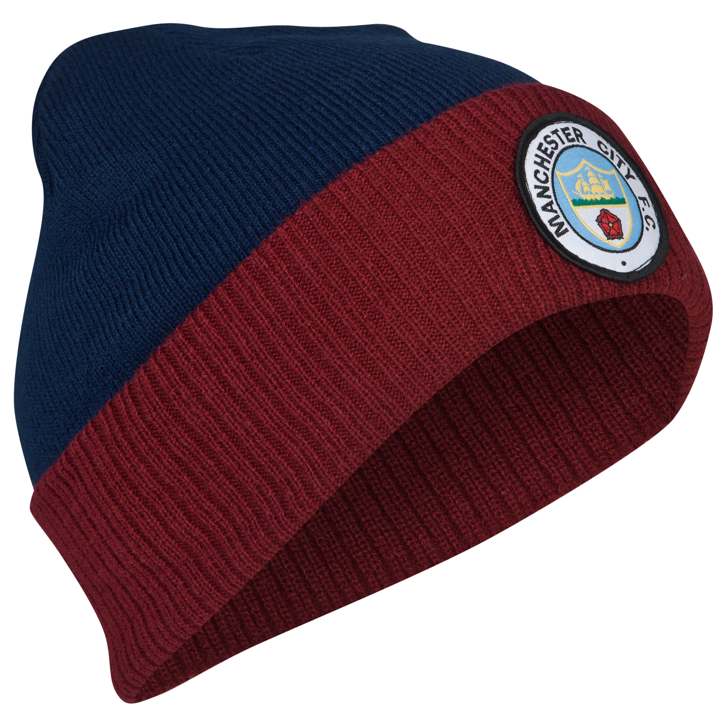 Manchester City Retro Hat Navy