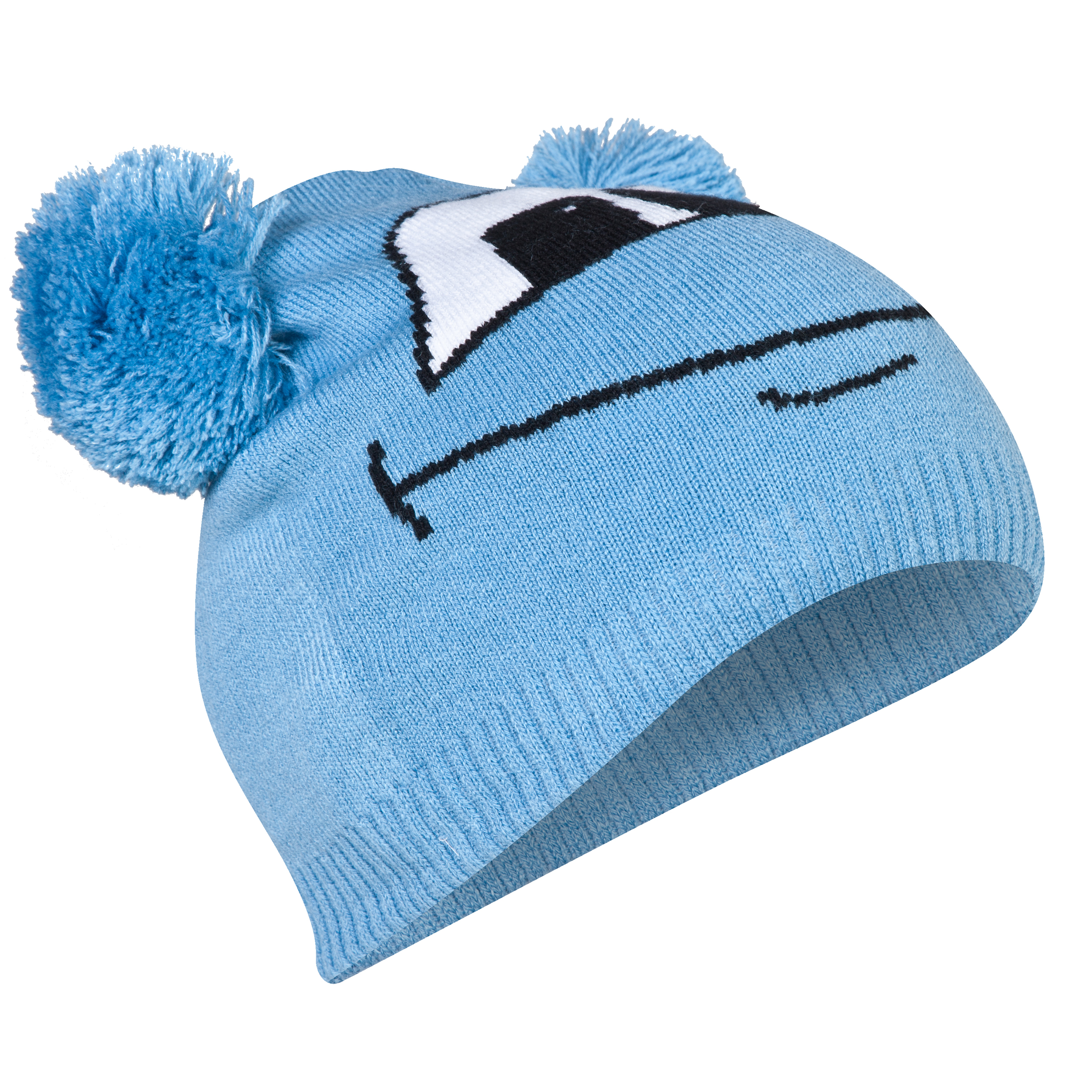 Manchester City Mascot Hat - Infant Lt Blue