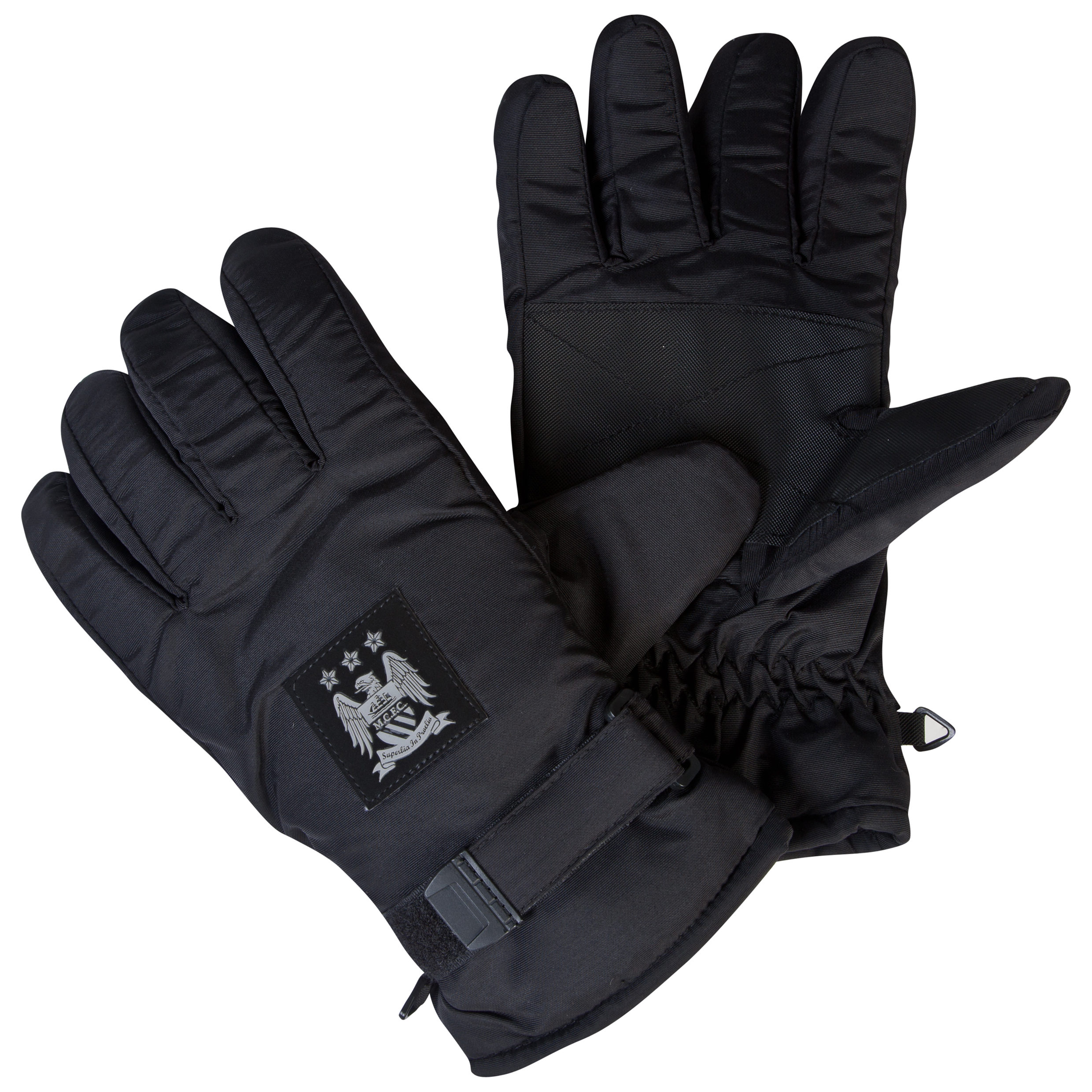 Manchester City Performance Crag Glove Black