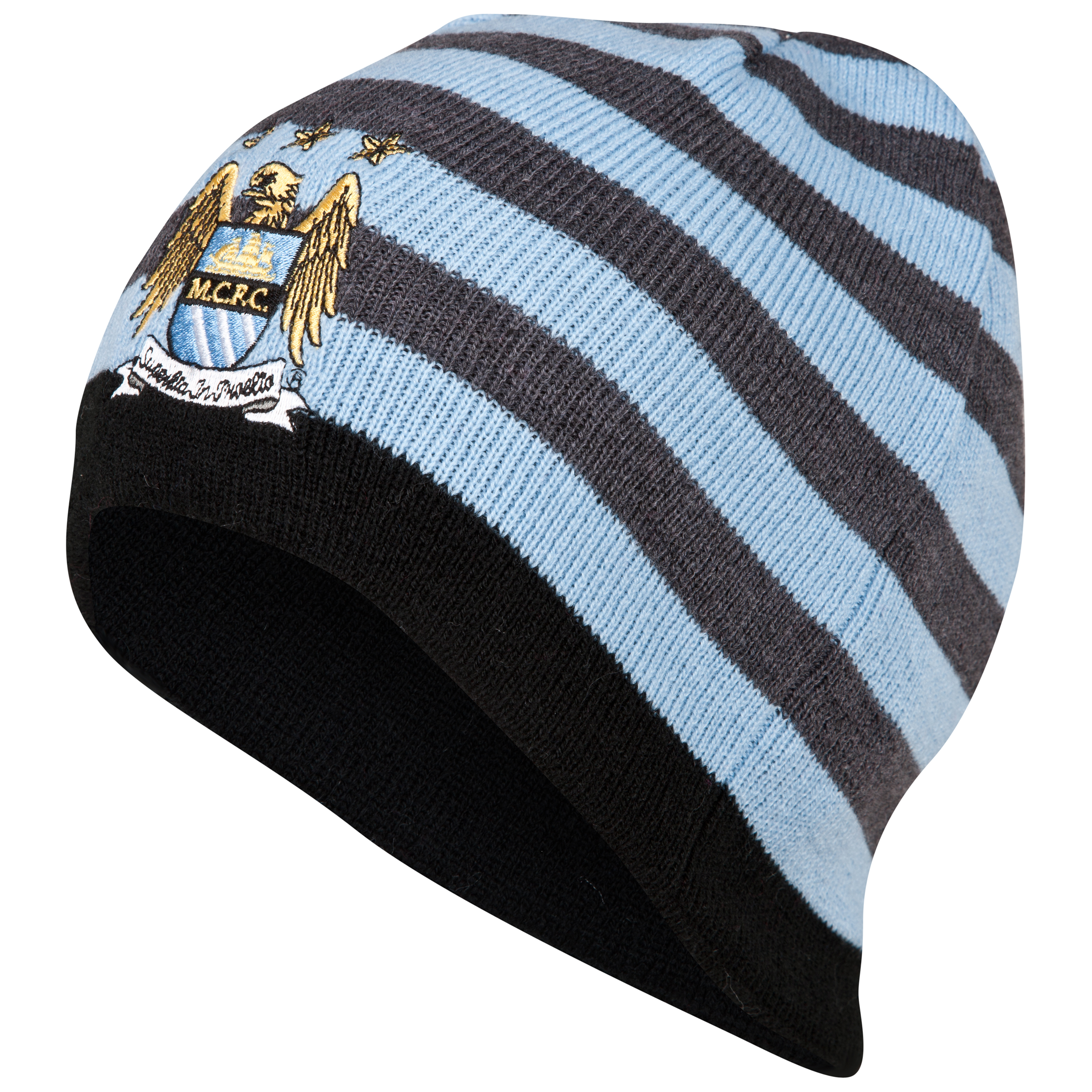 Manchester City Halo Hat - Junior Multi