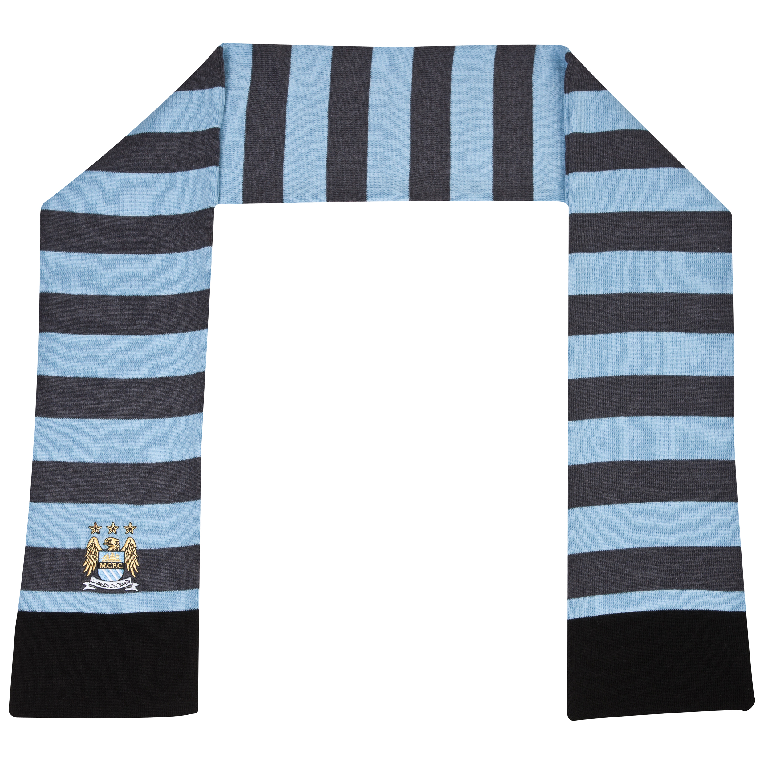 Manchester City Halo Scarf Multi