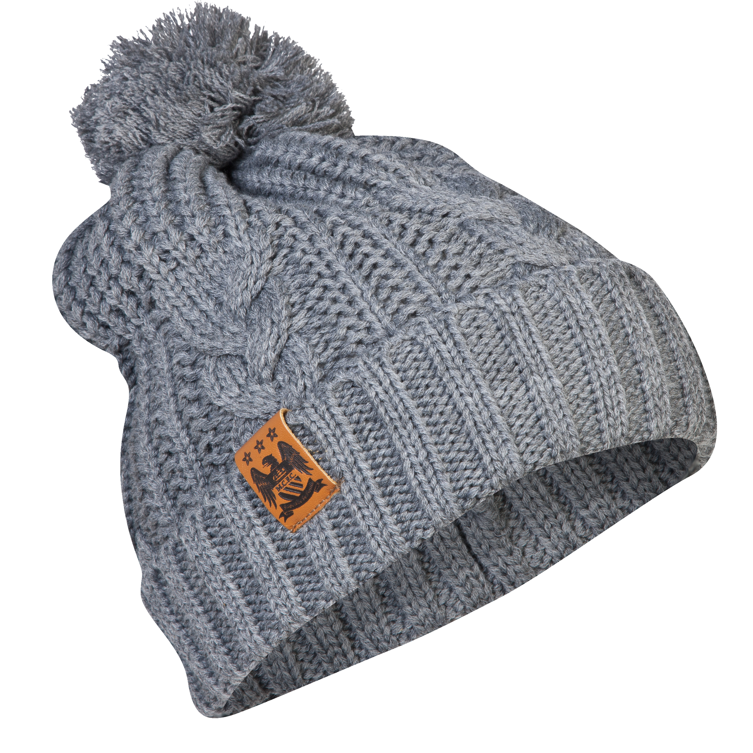 Manchester City Sparkle Hat - Junior Lt Grey