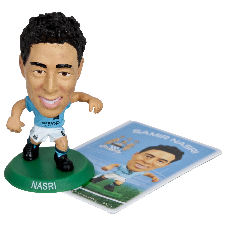 Manchester City SoccerStarz Samir Nasri