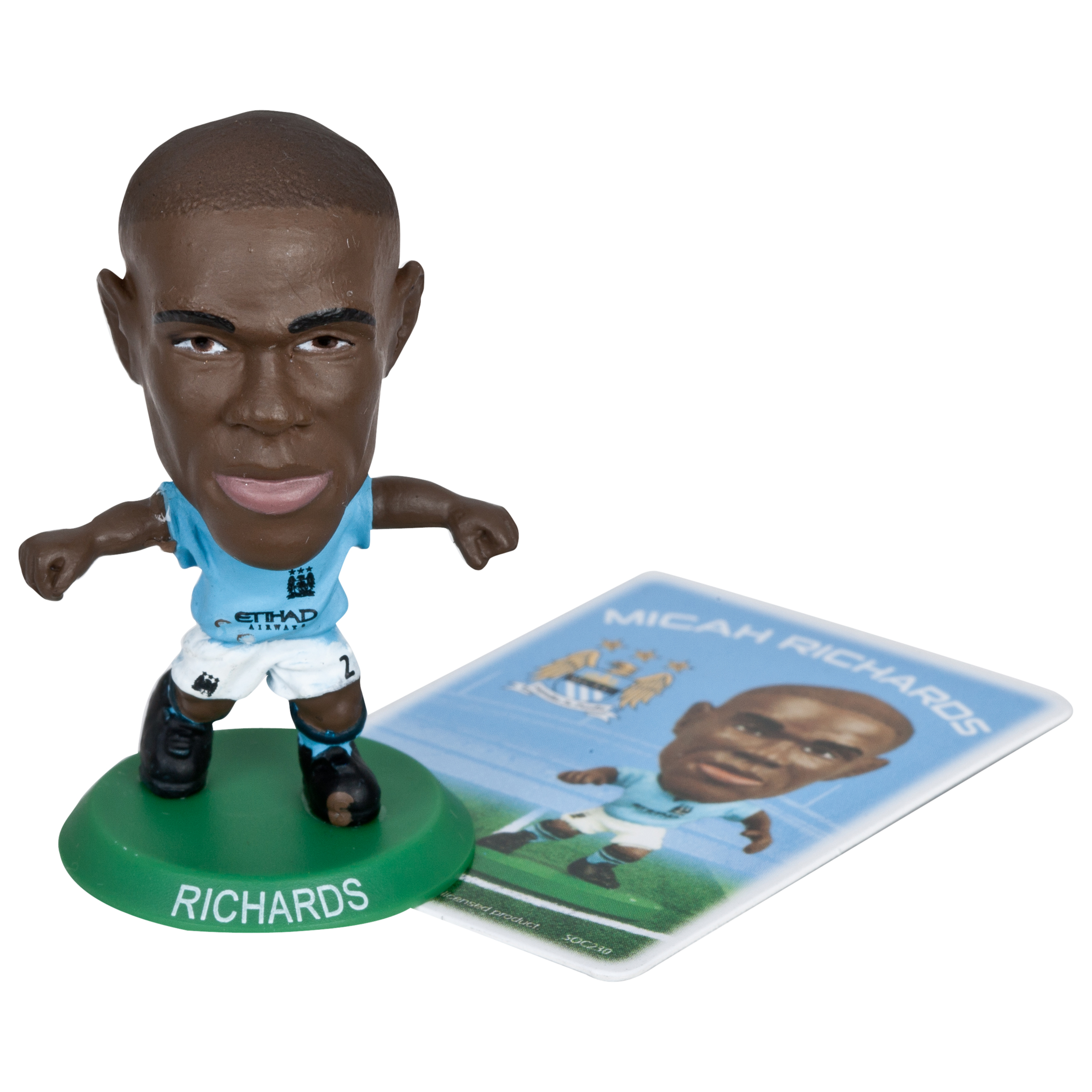 Manchester City SoccerStarz Micah Richards