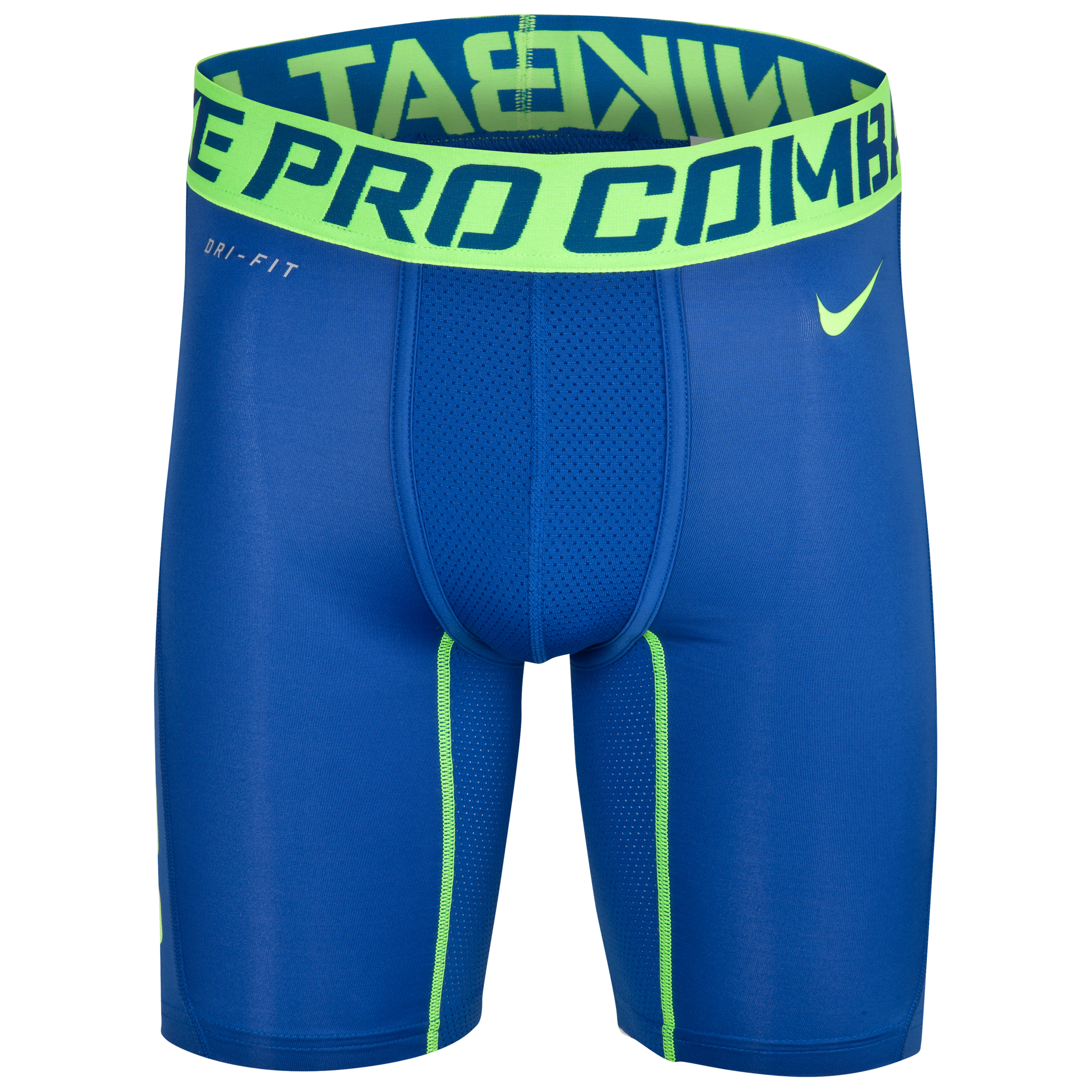 Manchester City Hypercool Comp 6 Short 2.0 Blue