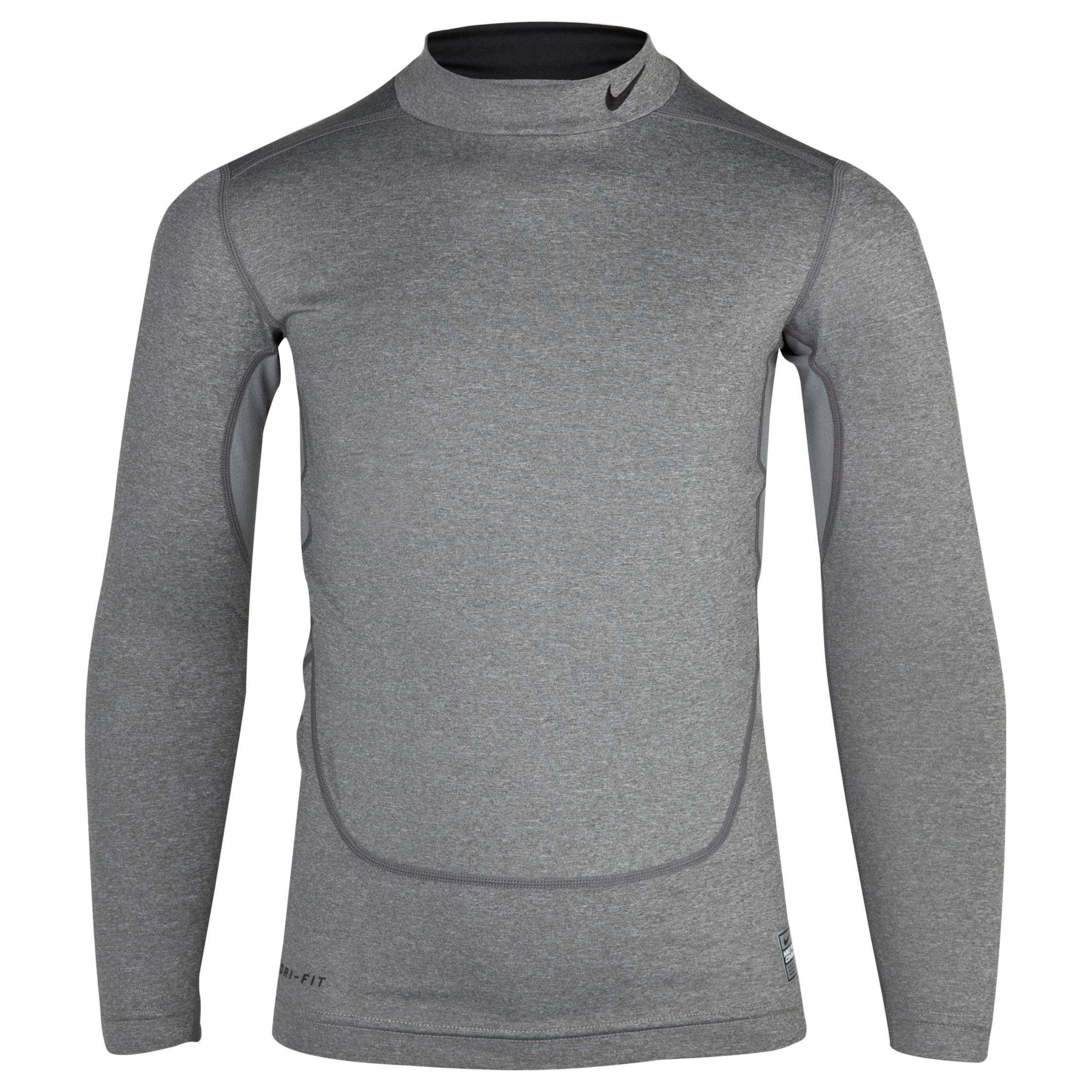 Manchester City Core Comp LS Mock Youth Grey