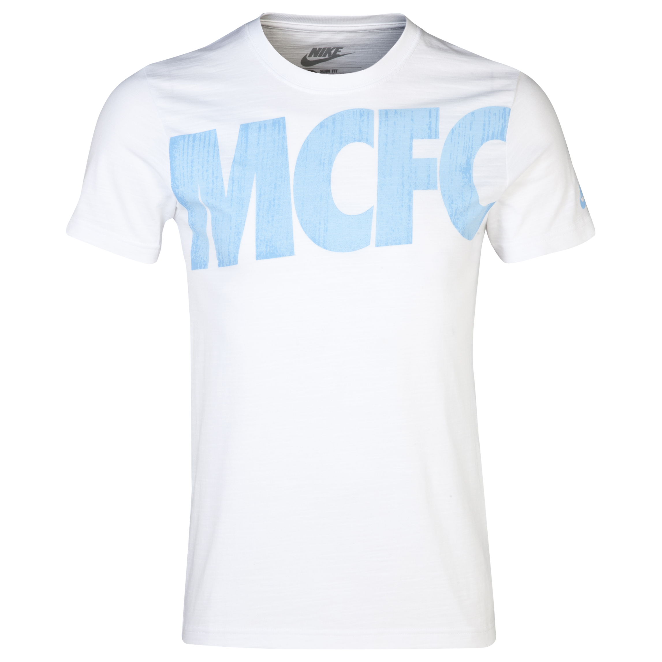 Manchester City Covert T-Shirt White