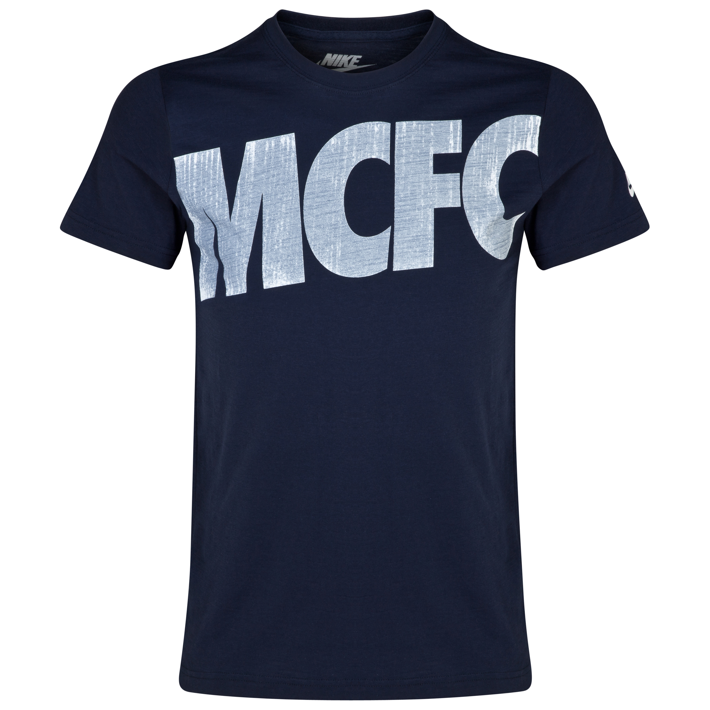 Manchester City Covert T-Shirt Blue