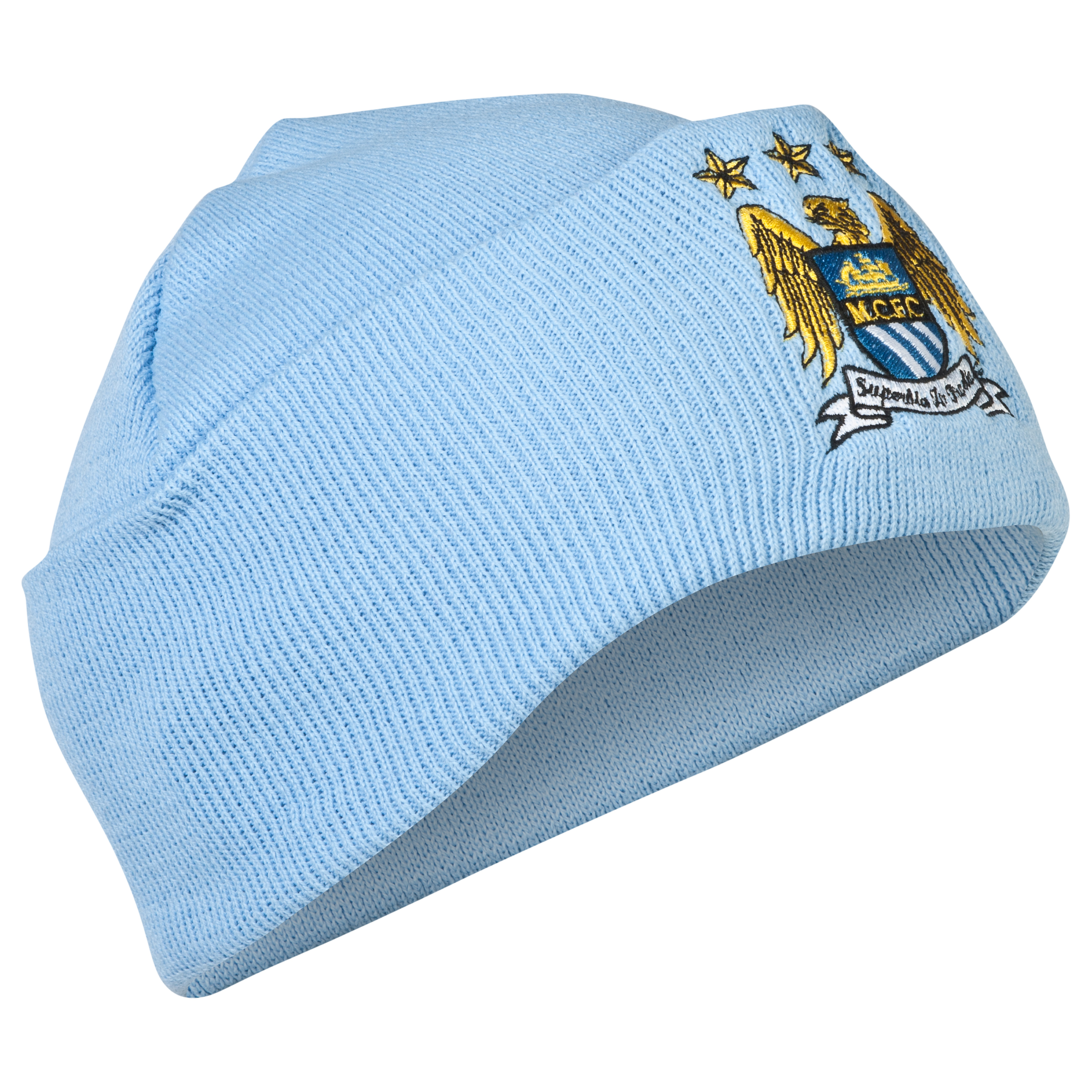 Manchester City UEFA Champions League Bronx Hat Sky Blue