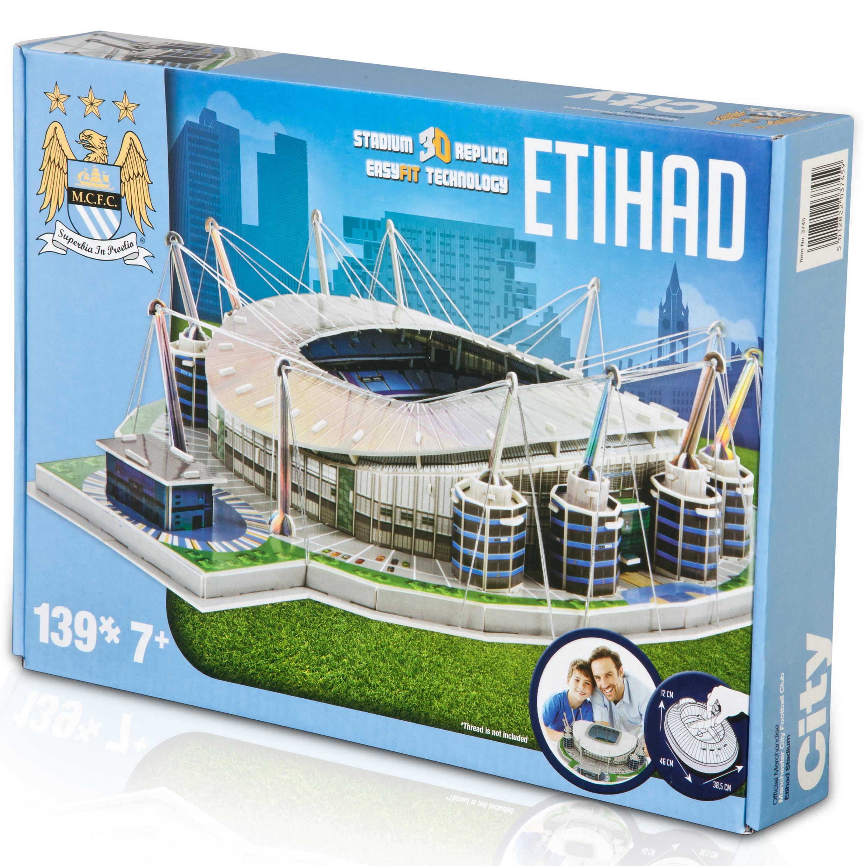 Manchester City 3D Puzzle