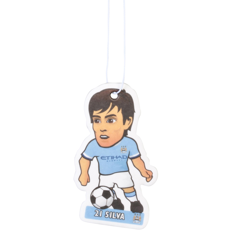Manchester City Silva Air Freshener