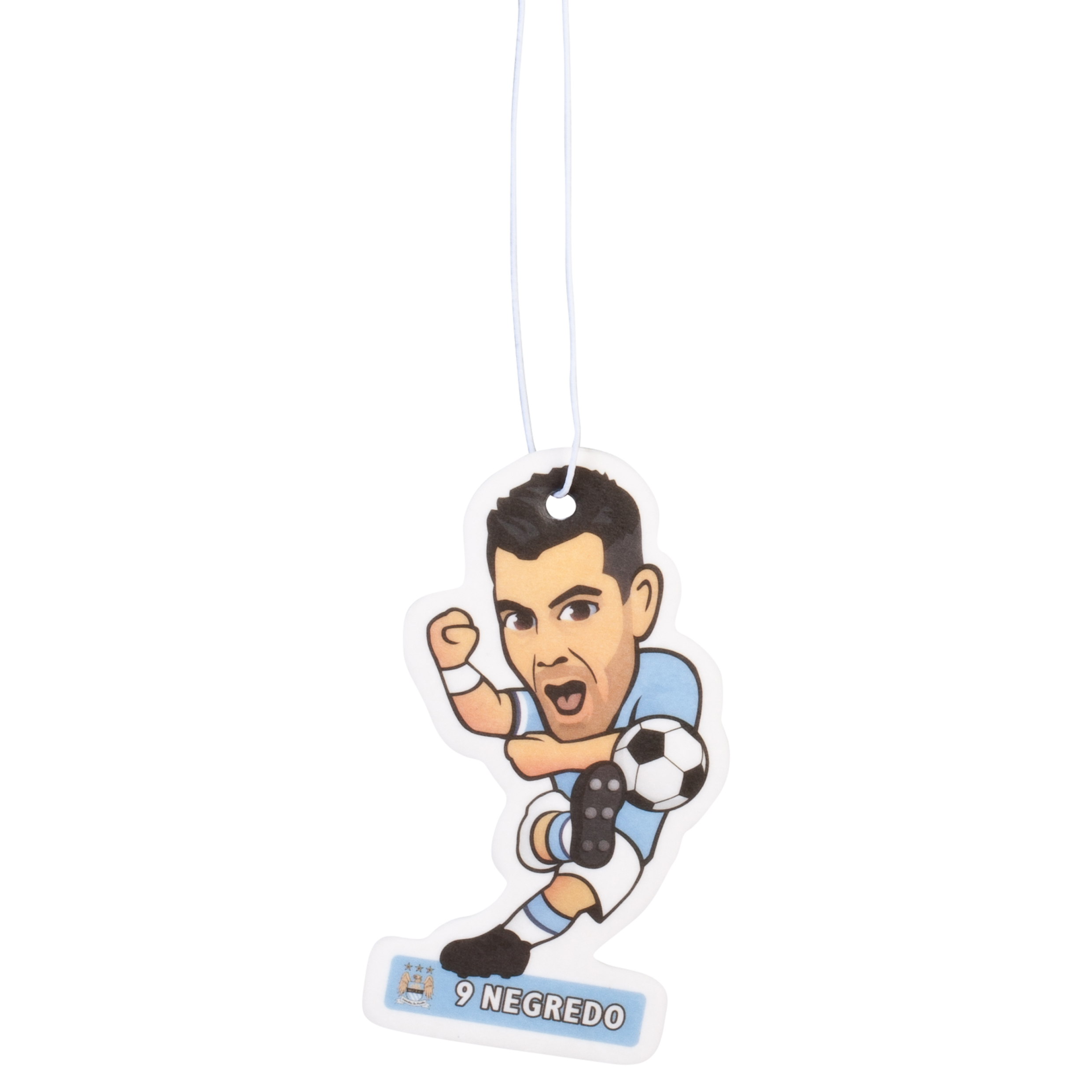 Manchester City Negredo Air Freshener