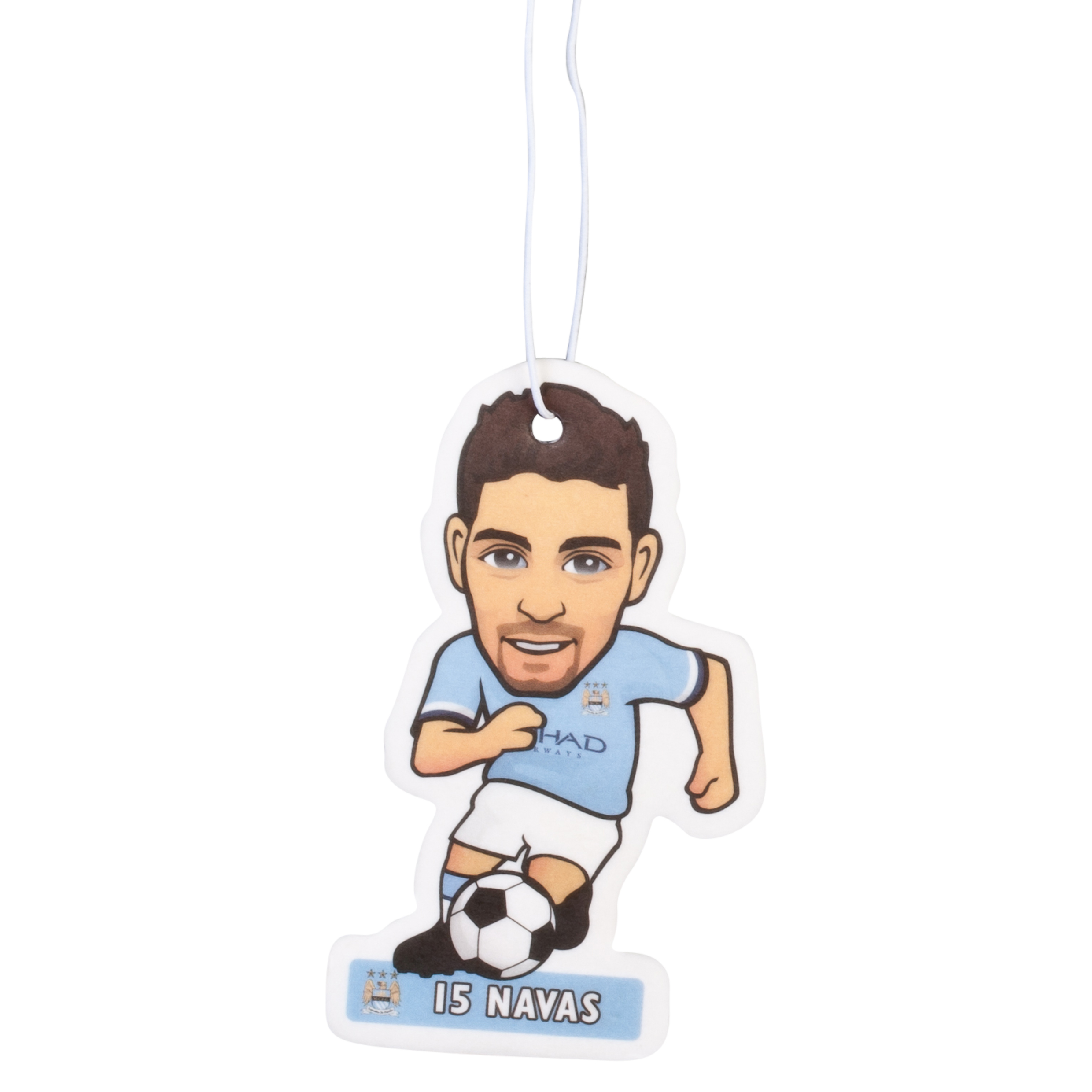 Manchester City Navas Air Freshener