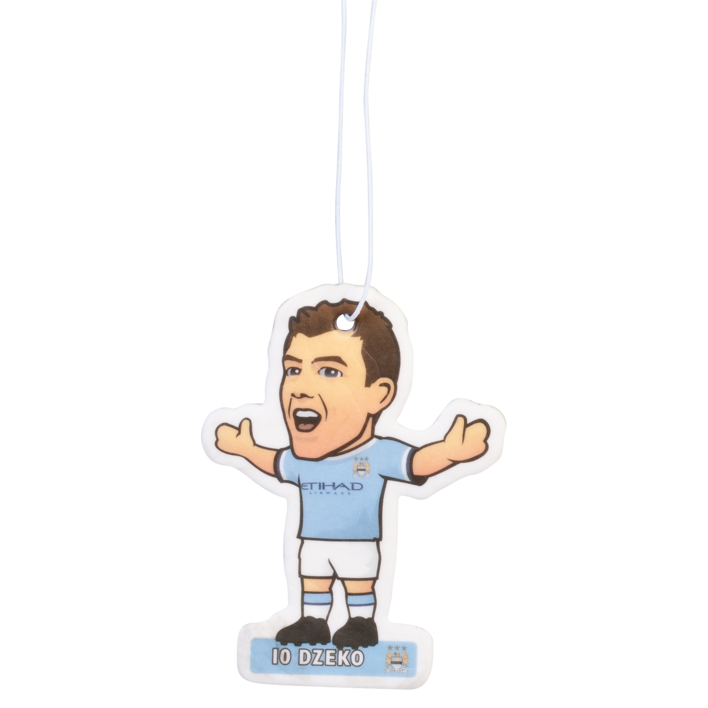 Manchester City Dzeko Air Freshener