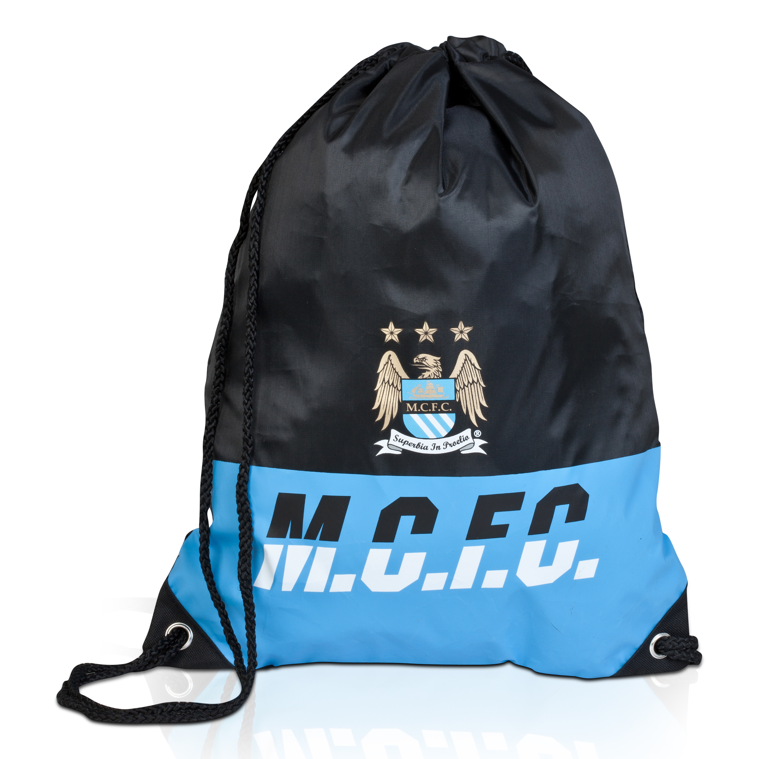 Manchester City Core Gymbag Navy