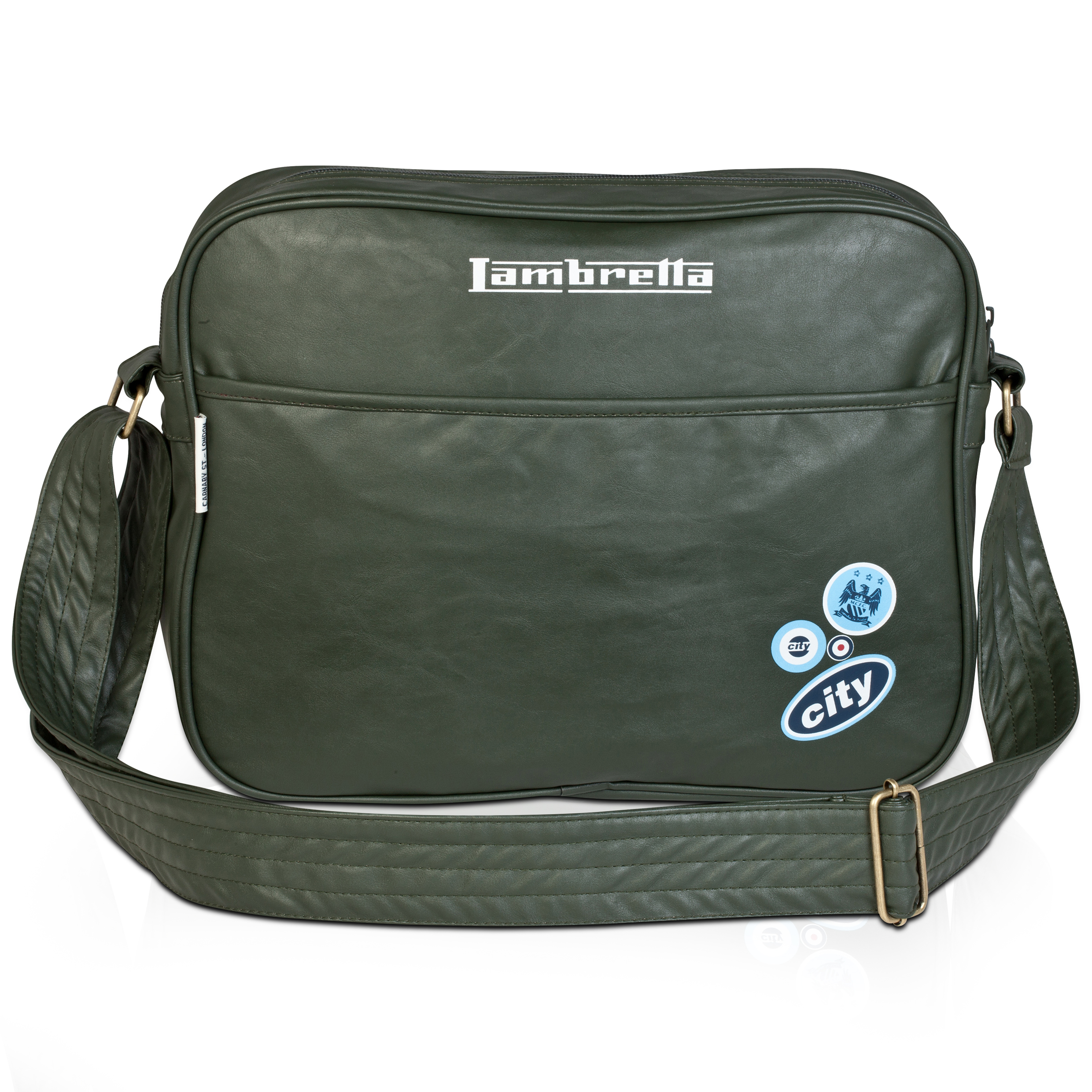 Manchester City Lambretta Airline Bag