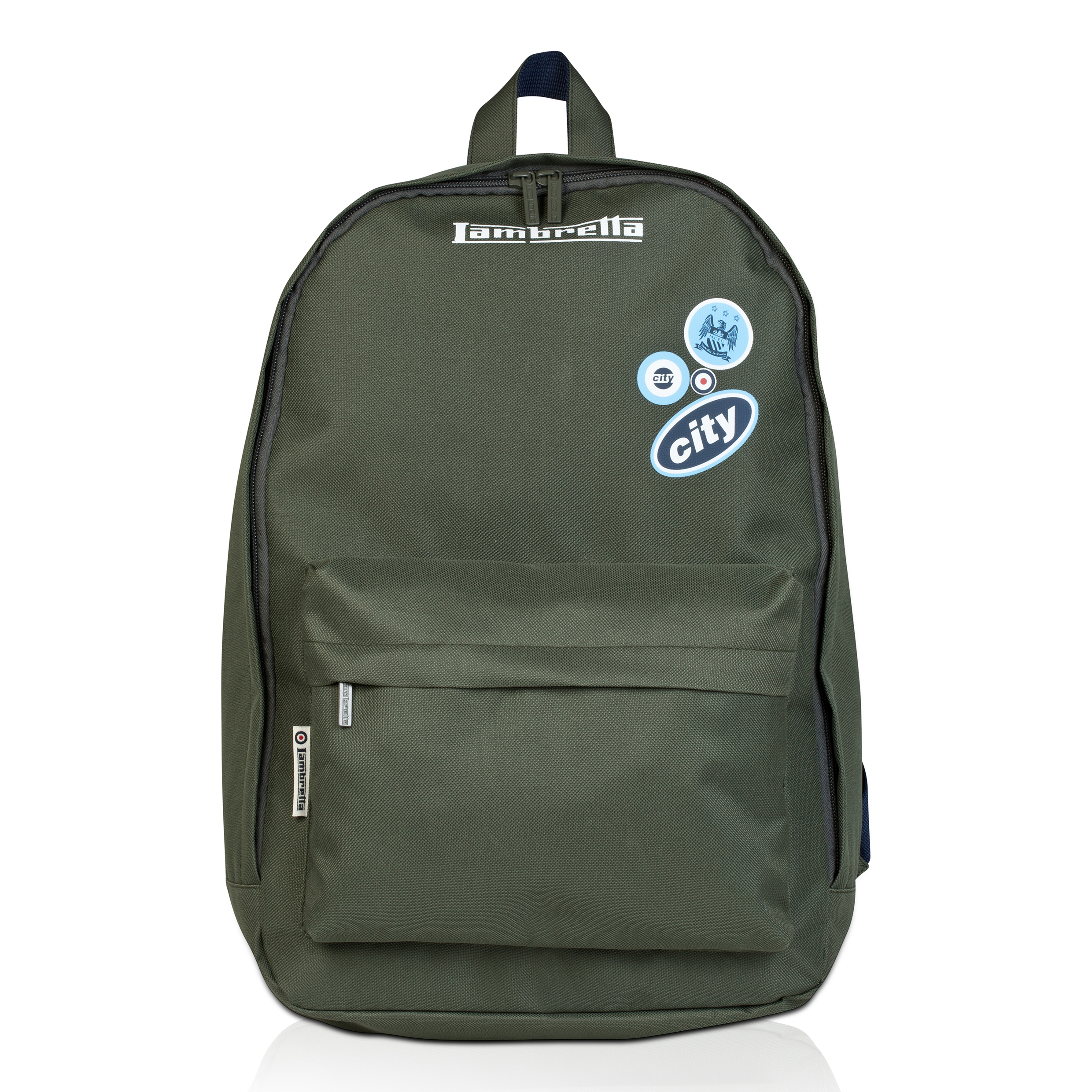 Manchester City Lambretta Back Pack