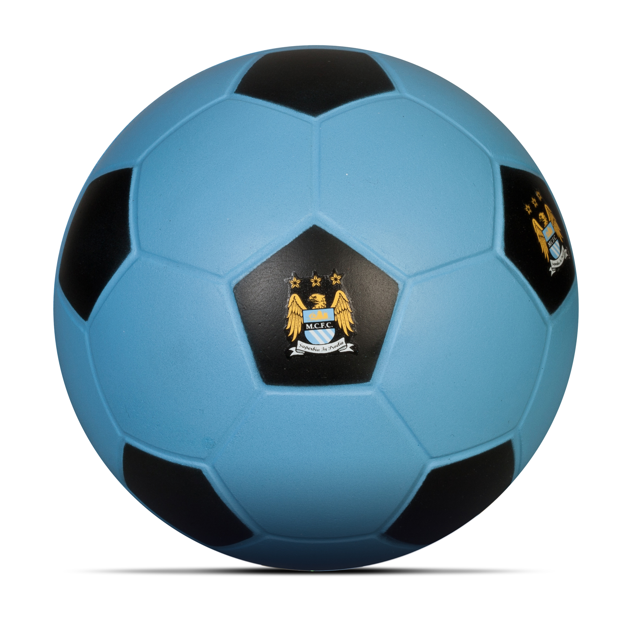 Manchester City 4inch Mini Ball - Sky Blue