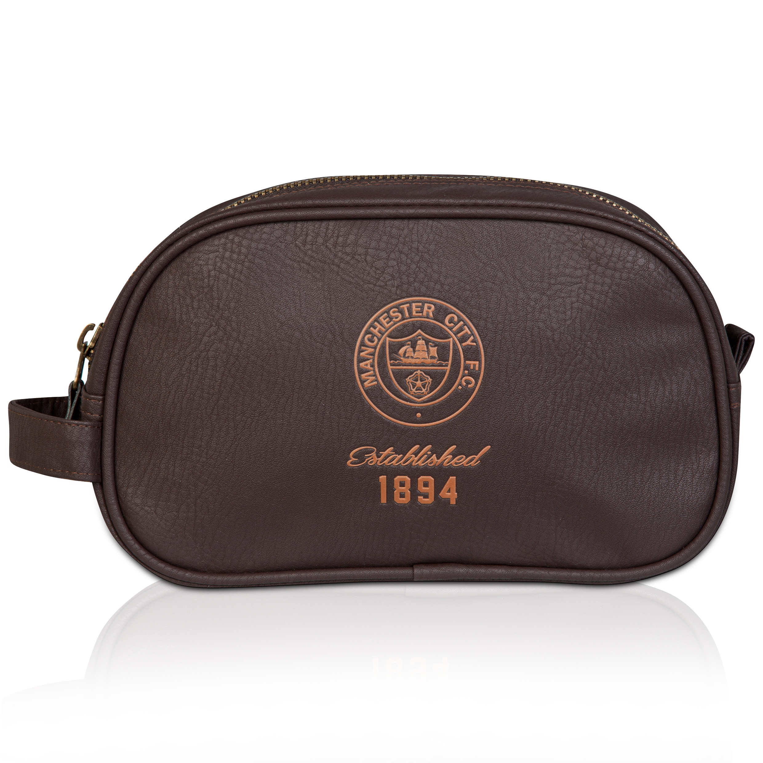 Manchester City Retro Washbag