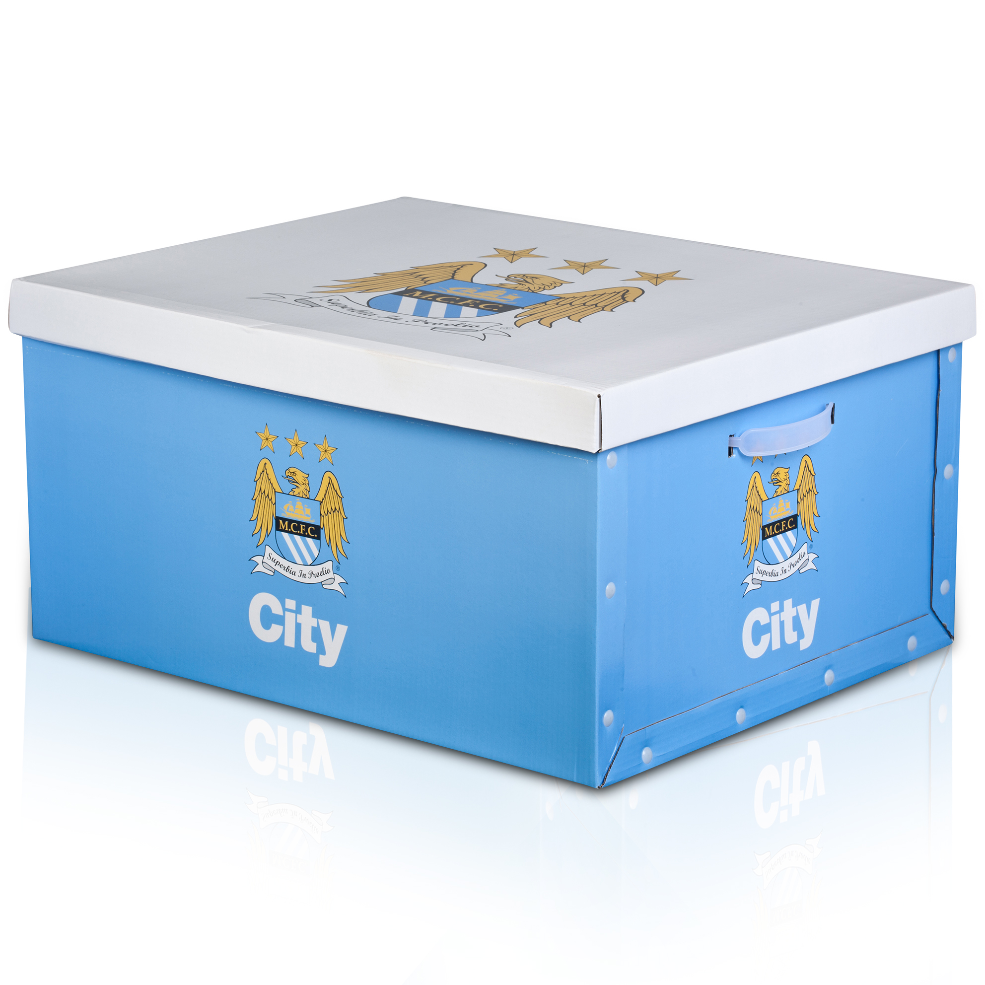Manchester City Storage Box