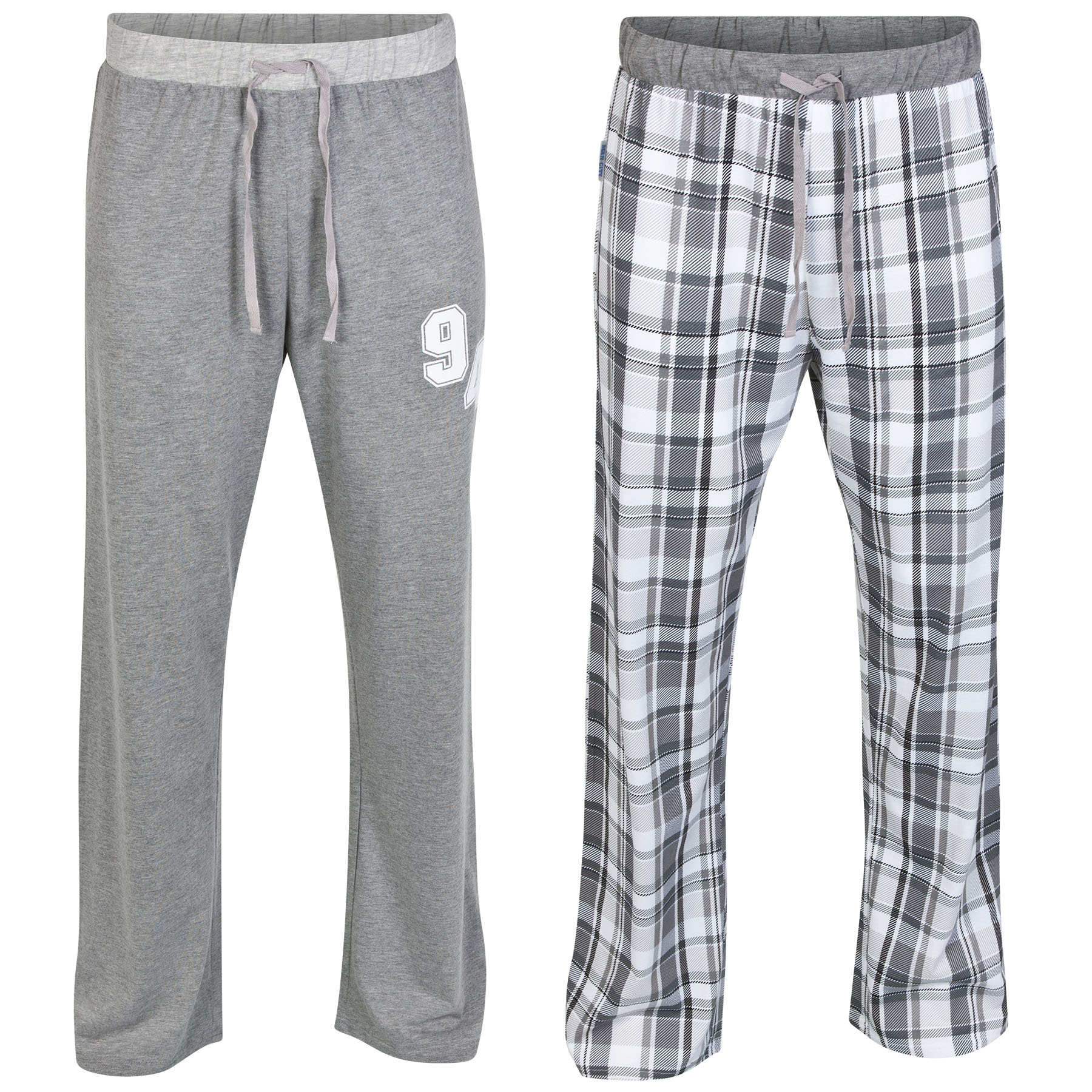 Manchester City 2PK Lounge Pants - Grey - Mens