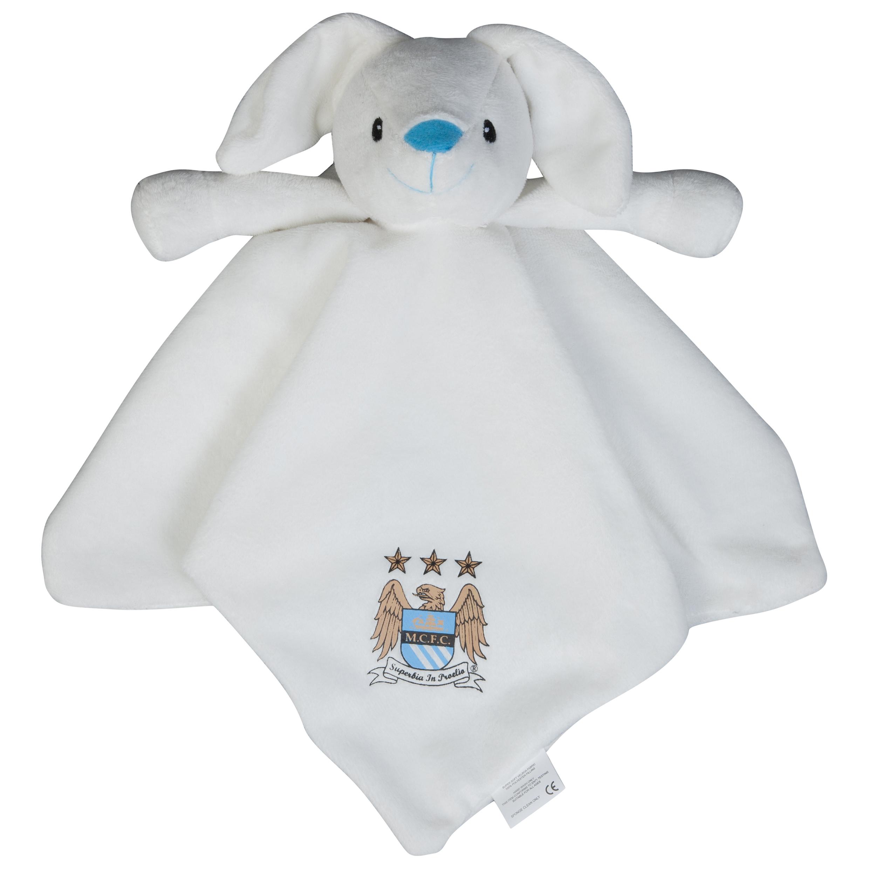 Manchester City Bunny Comfort Blanket