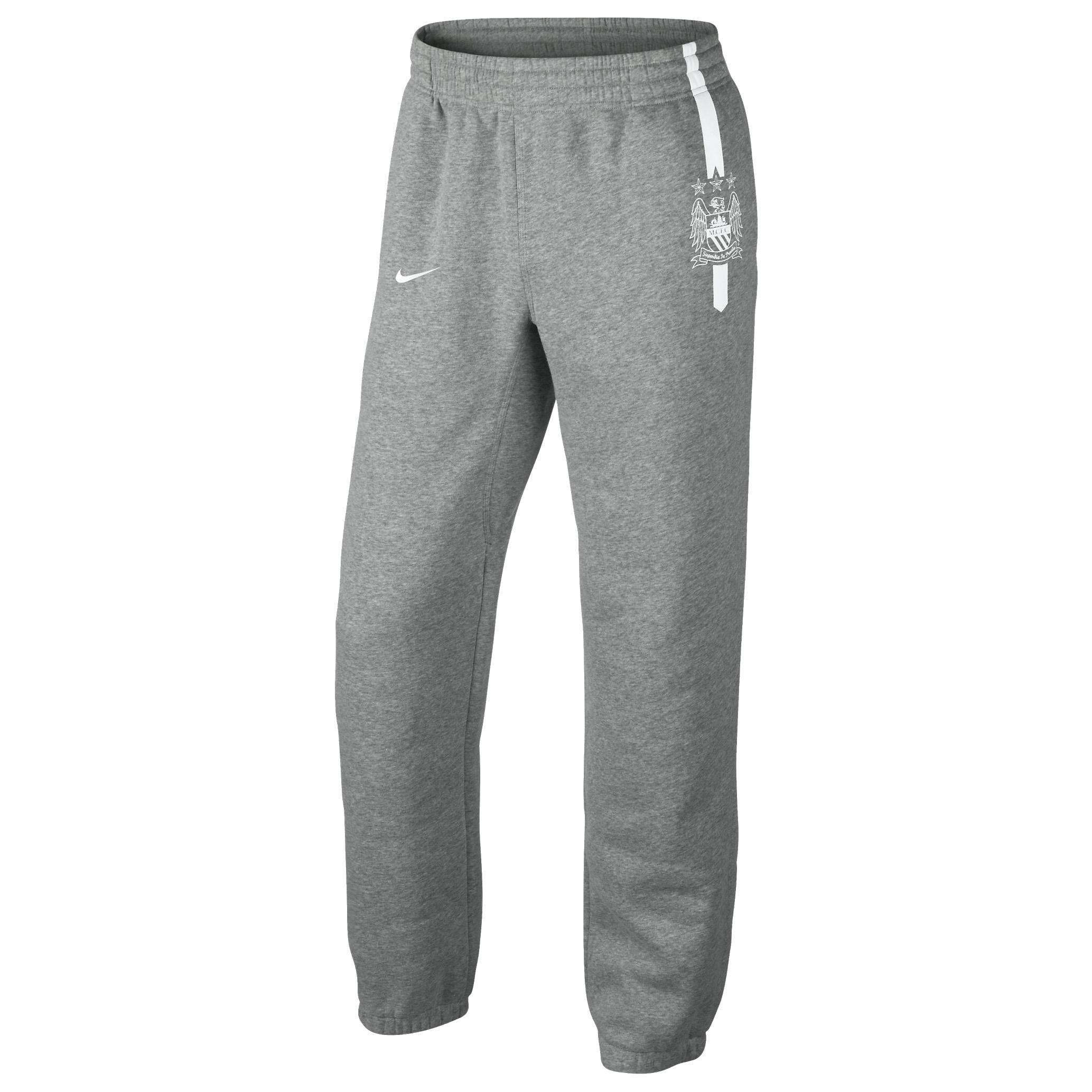Manchester City Core Pant Dk Grey