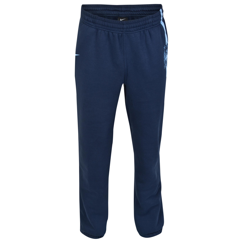 Manchester City Core Pant Dk Blue