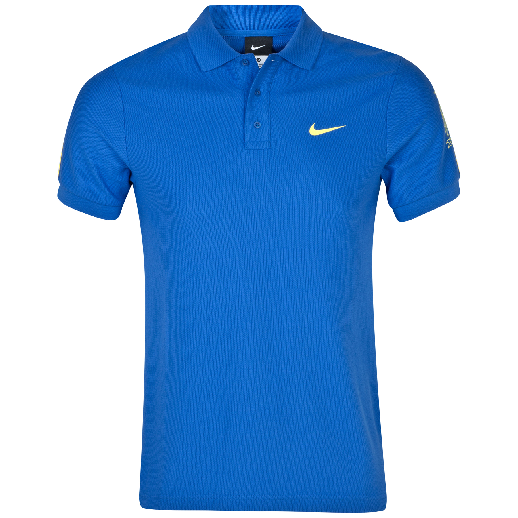 Manchester City Core Match Up Polo Royal Blue