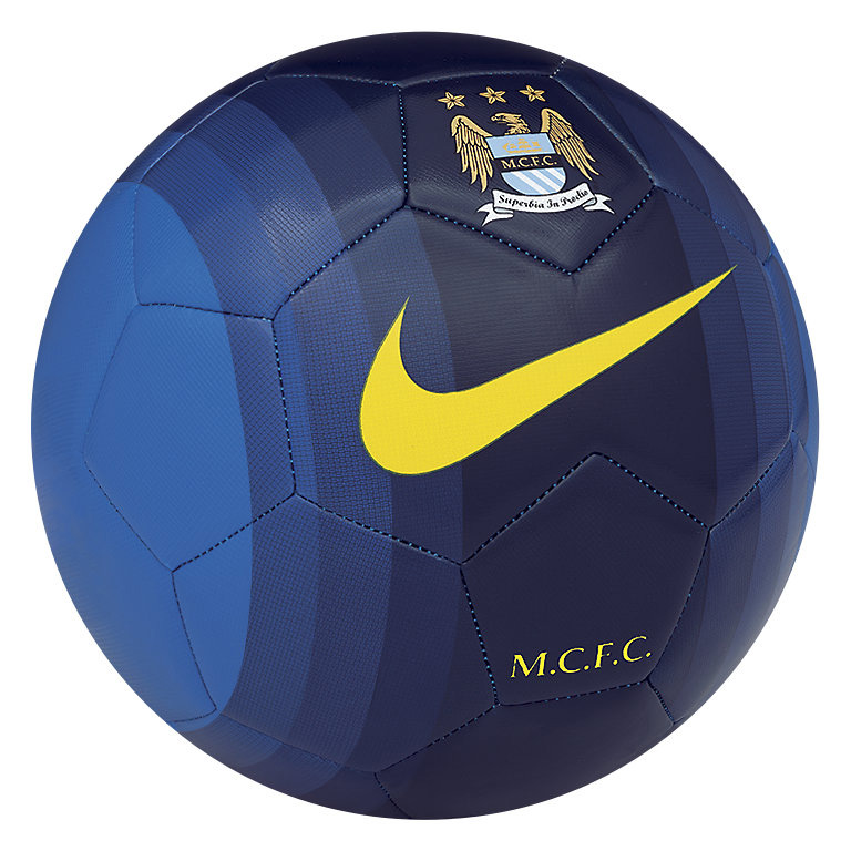 Manchester City Prestige Football Navy