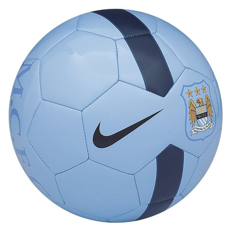 Manchester City Supporters Football Lt Blue