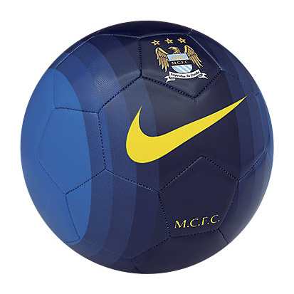 Manchester City Skills Football Navy